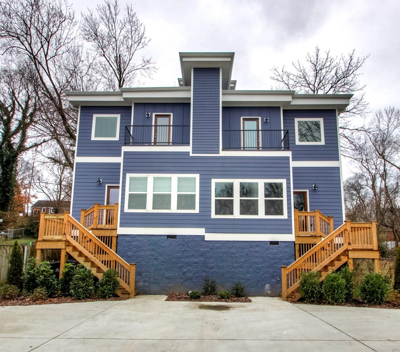 421A Moore Ave, Nashville - Midtown in Davidson County County, TN 37203 Home for Sale