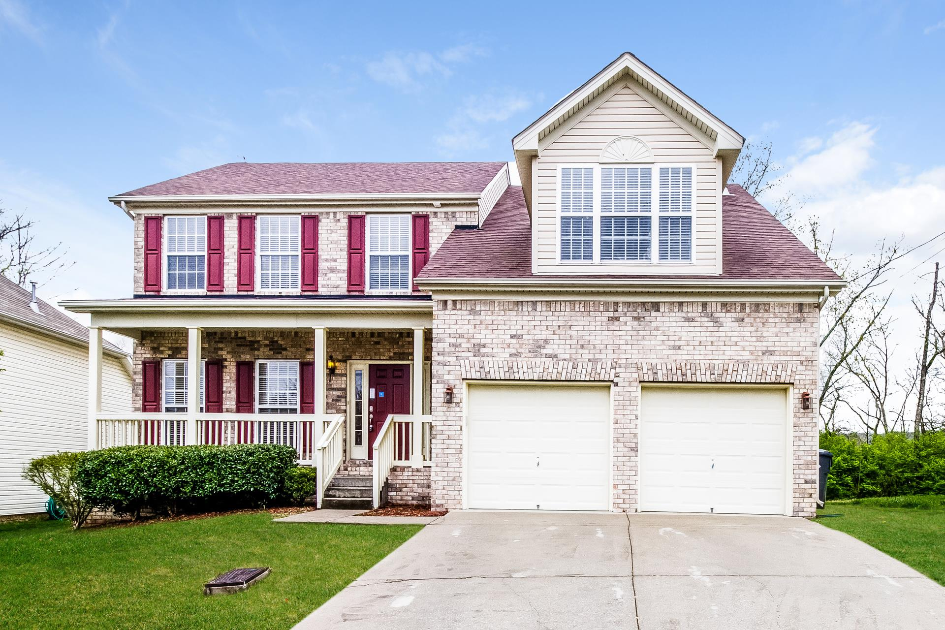 2433 Haskell Dr, Nashville-Antioch, Tennessee