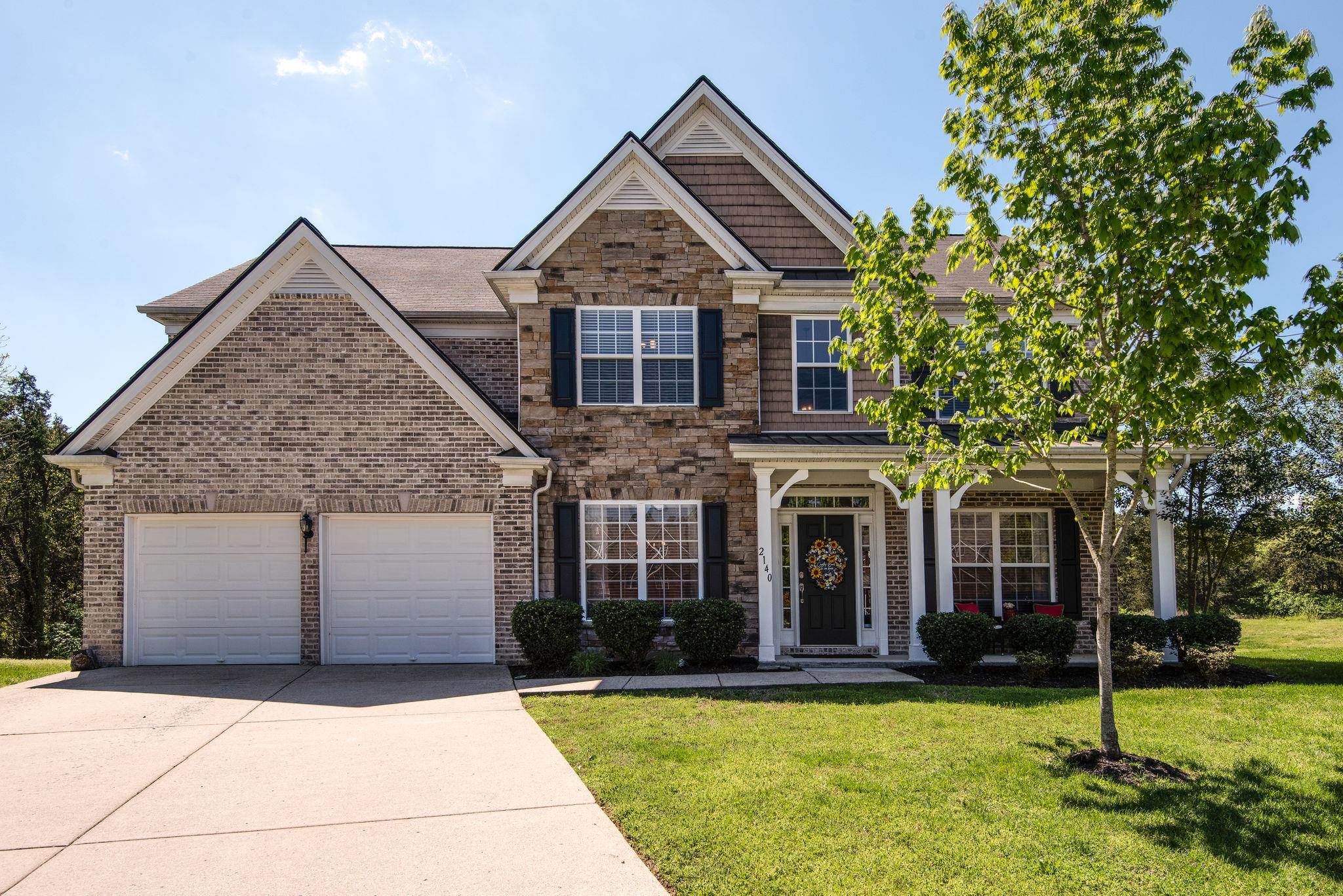 2140 Sister Ct, Nolensville in Williamson County County, TN 37135 Home for Sale