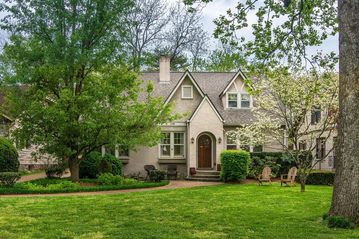 108 Blackburn Ave, Belle Meade in Davidson County County, TN 37205 Home for Sale