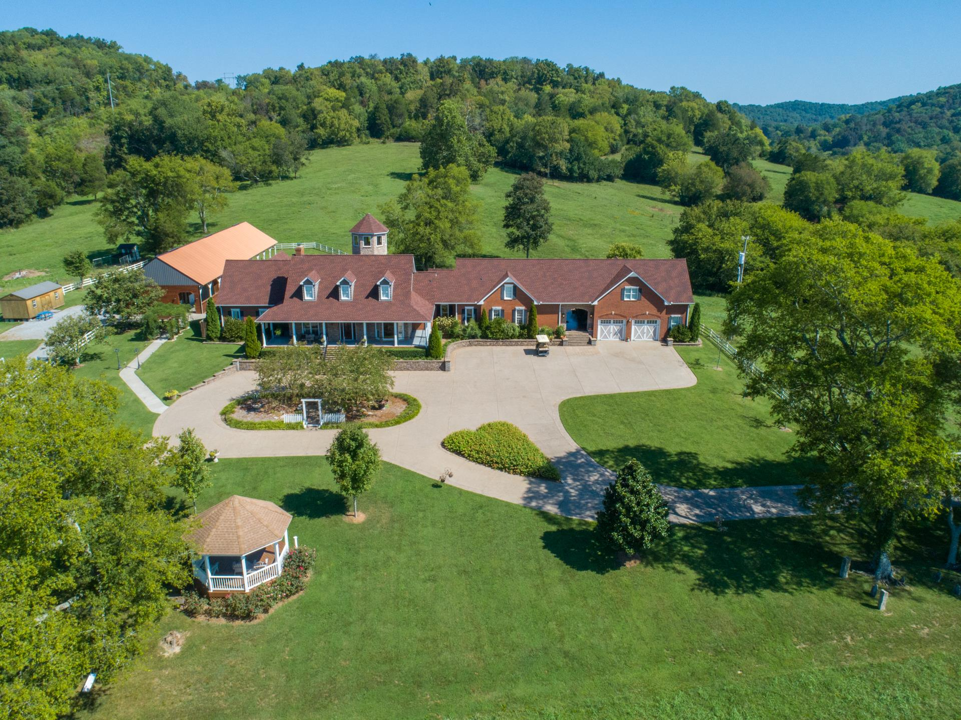 475 Dry Fork Creek Rd, Gallatin, Tennessee