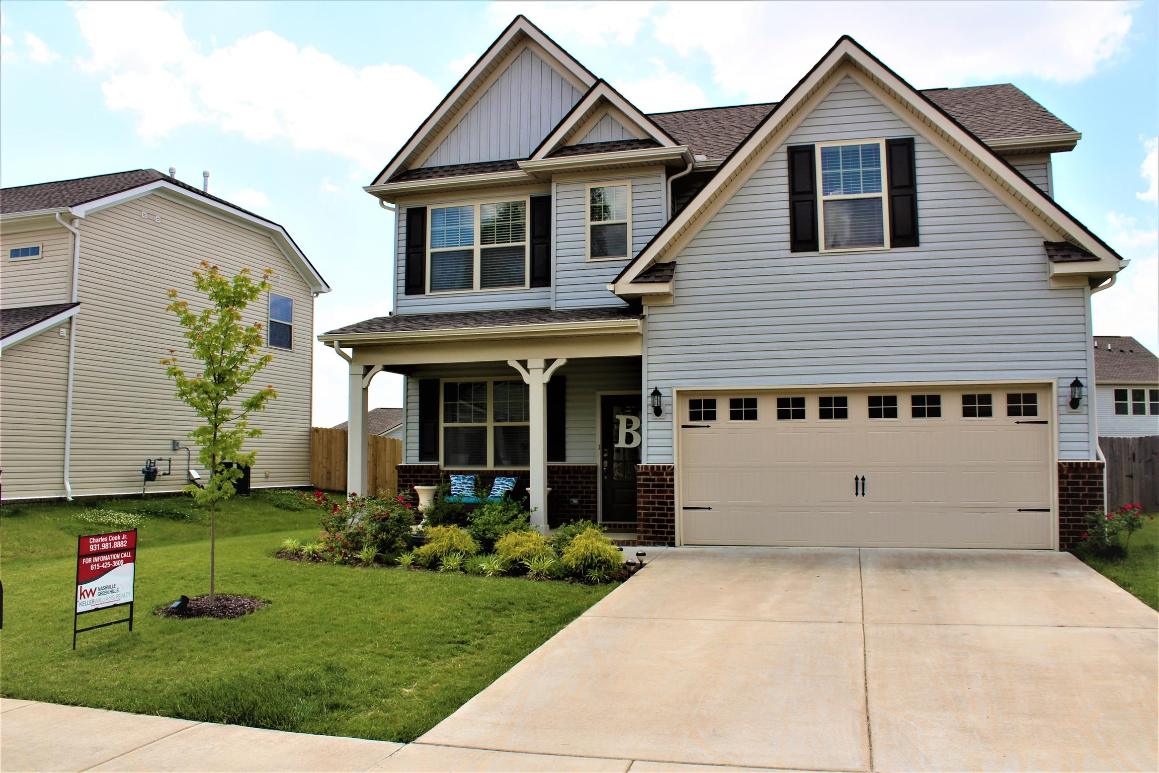 1039 Keeneland Dr, Spring Hill, Tennessee