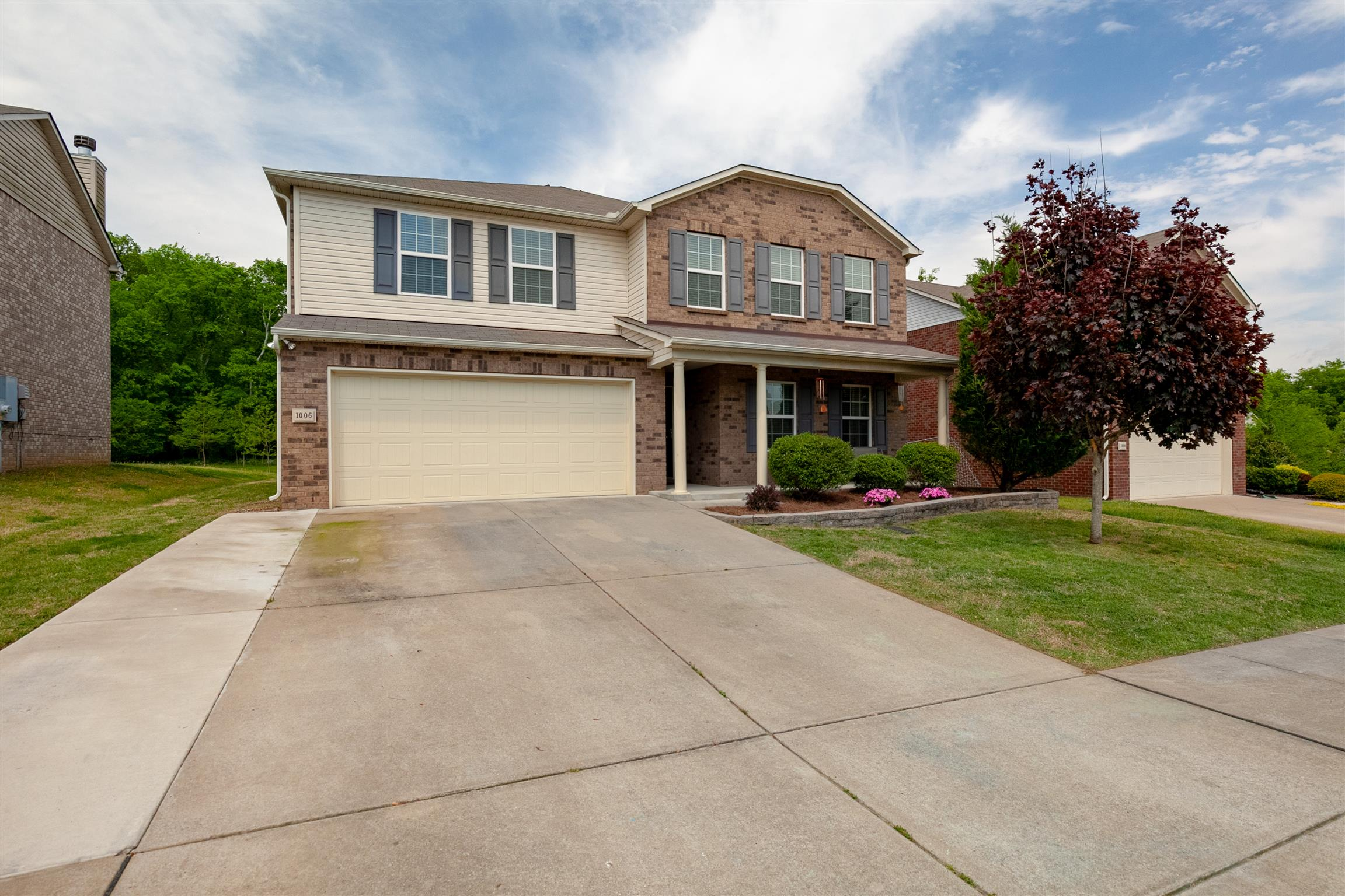 1006 Harmony Ln, Hendersonville in Sumner County County, TN 37075 Home for Sale