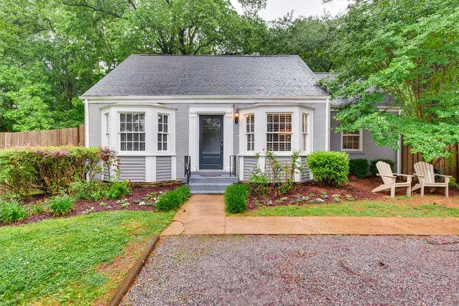 907 Woodmont Blvd, Nashville-Southeast in Davidson County County, TN 37204 Home for Sale