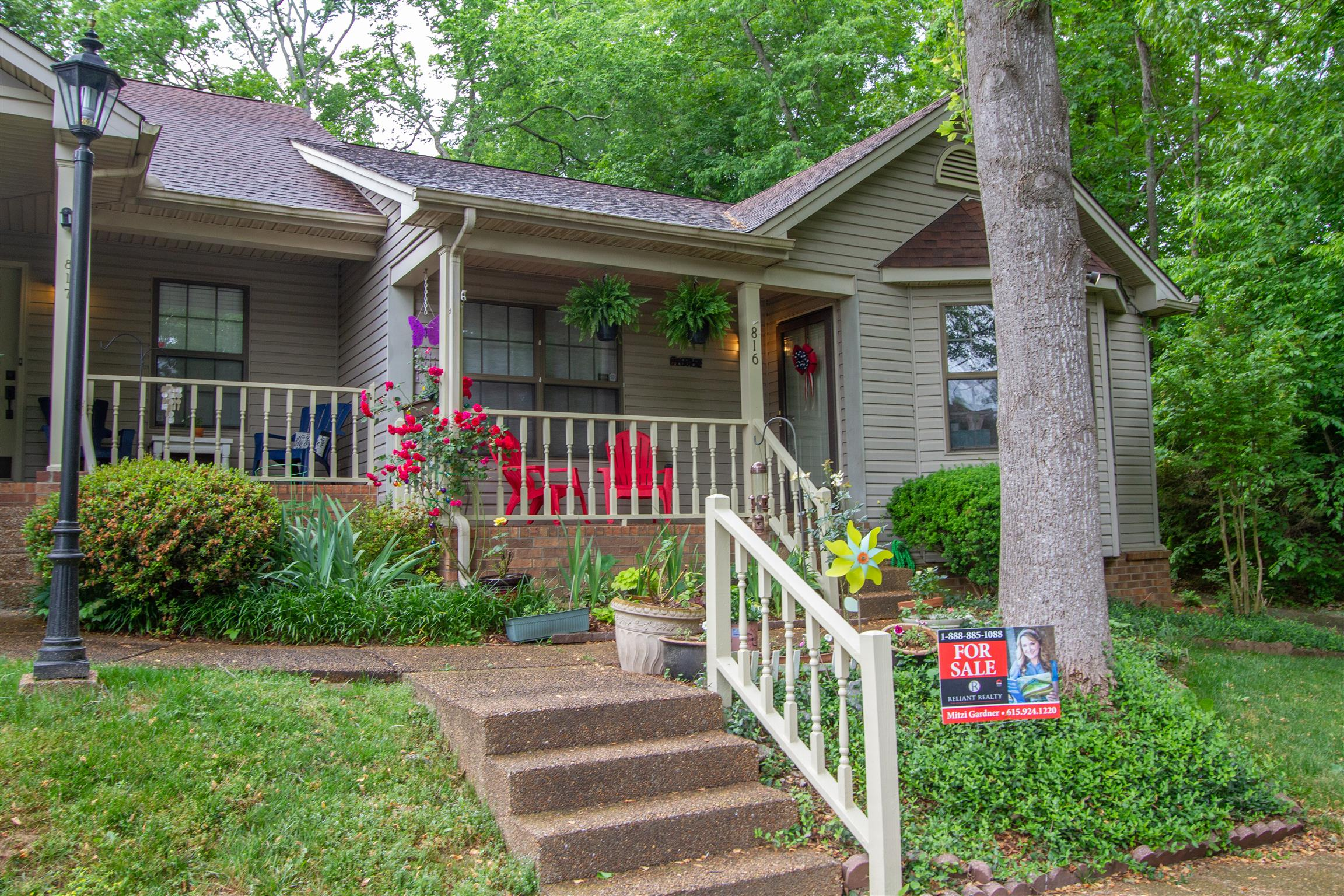 816 Beazer Ln, Nashville-Antioch in Davidson County County, TN 37013 Home for Sale