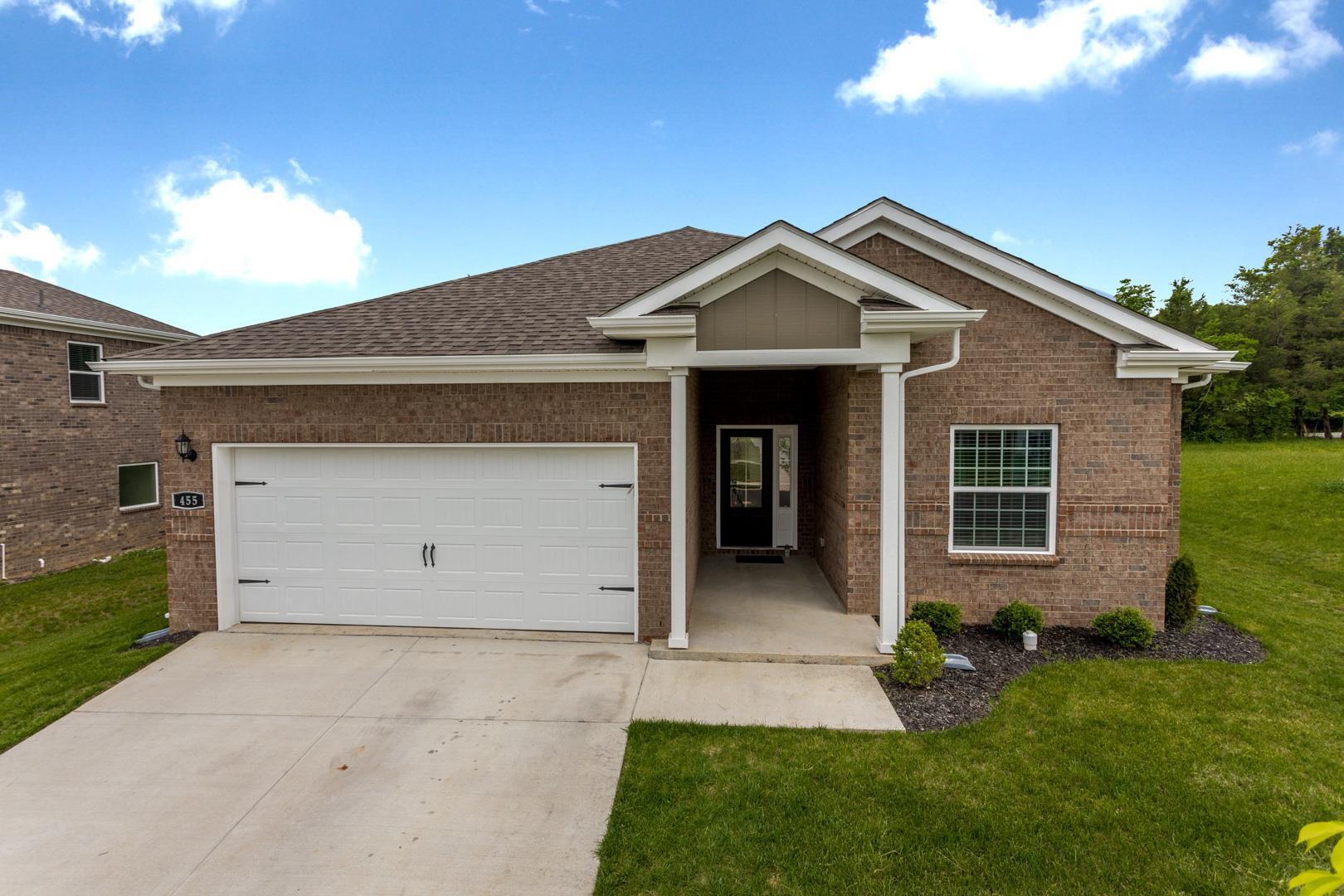 455 Bryce Canyon Way, Gallatin in Sumner County County, TN 37066 Home for Sale