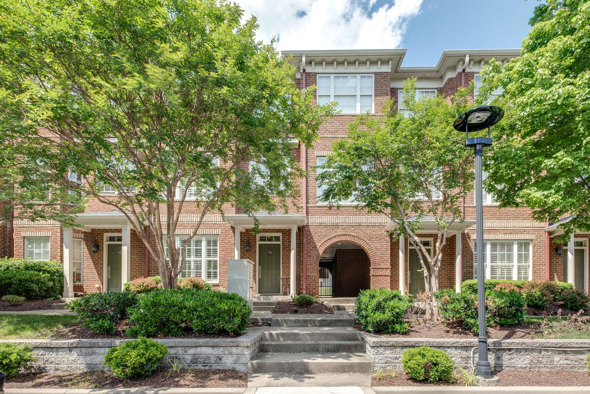 746 Wedgewood Park, Nashville - Midtown in Davidson County County, TN 37203 Home for Sale