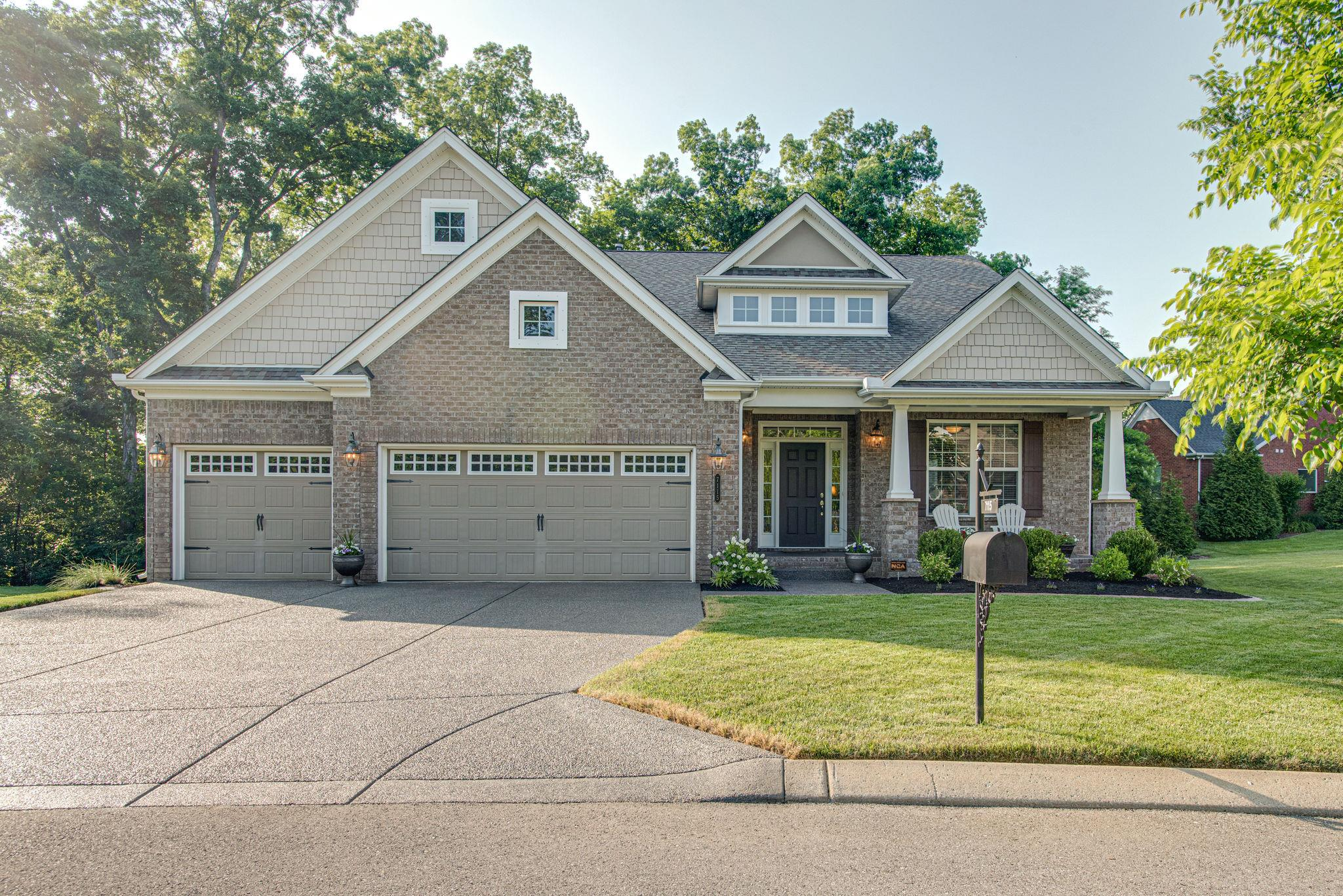 7115 Nolen Park Cir, Nolensville in Williamson County County, TN 37135 Home for Sale