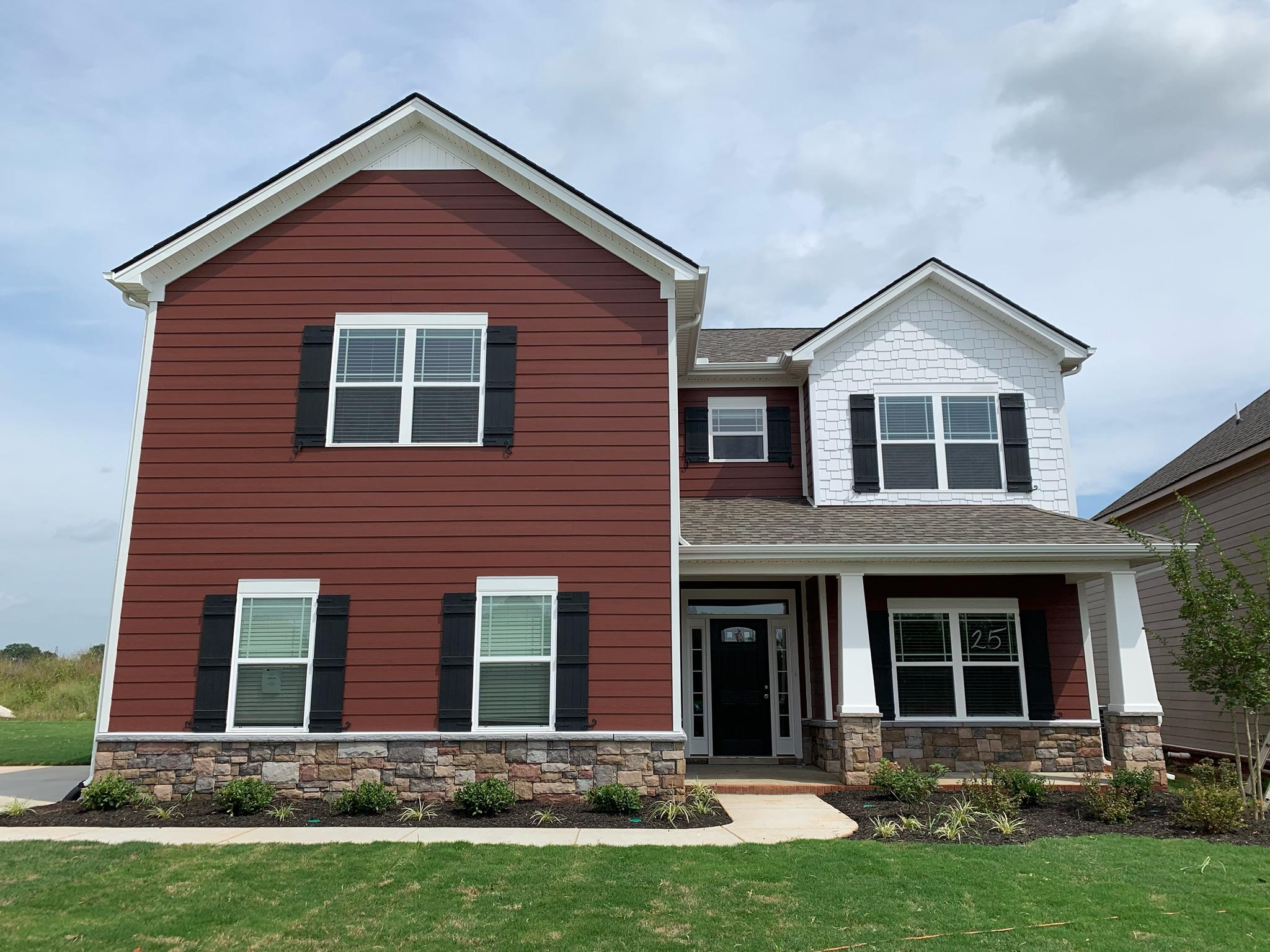 3403 Pear Blossom Way / Lt25, Murfreesboro, Tennessee