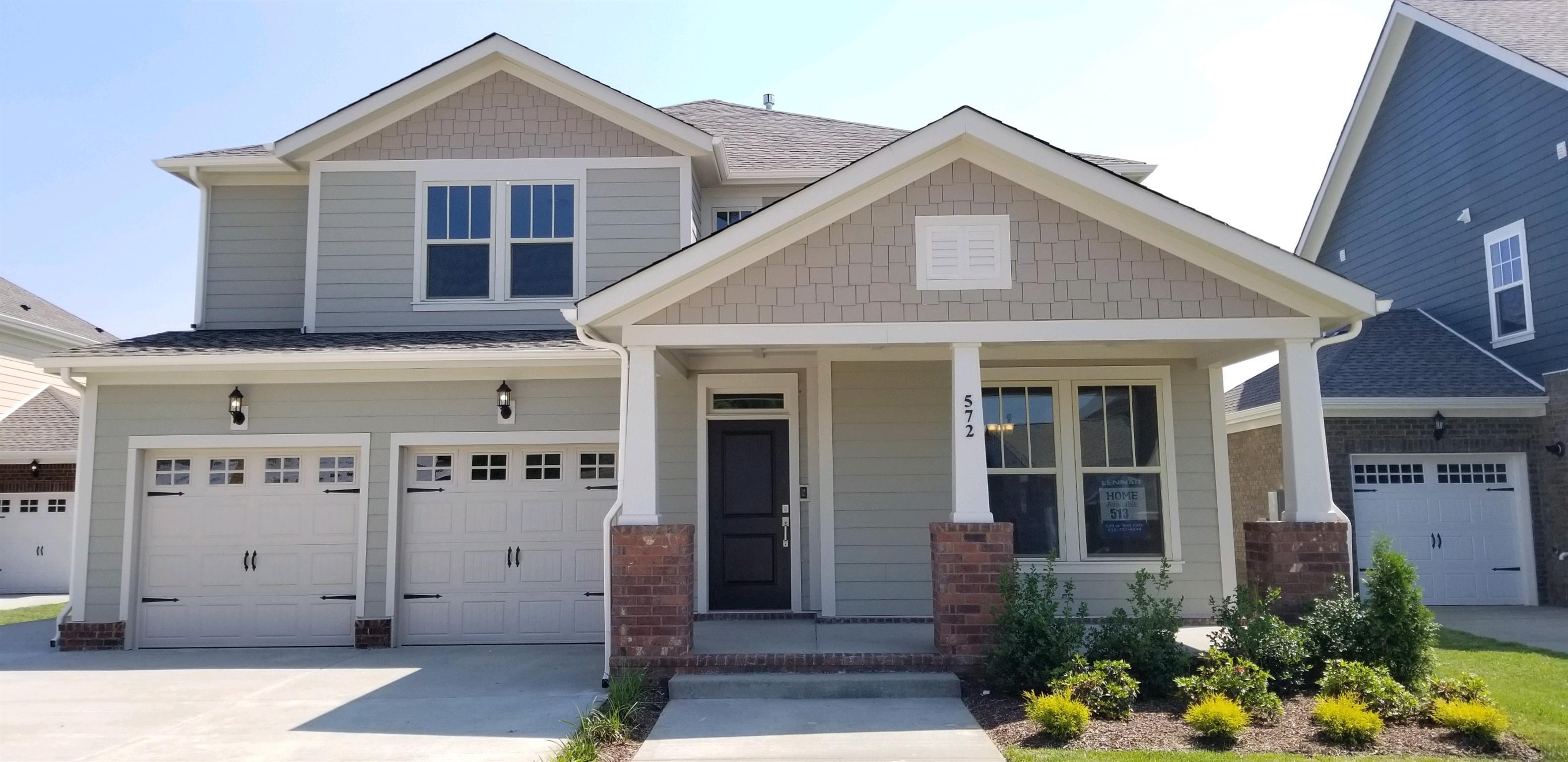 One of Hendersonville 5 Bedroom Homes for Sale at 572 Nottingham Avenue #513