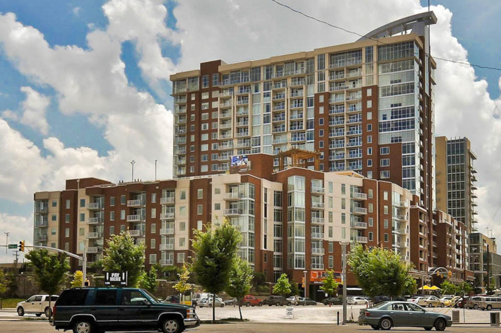 600 12Th Ave S Apt 439, Nashville - Midtown in Davidson County County, TN 37203 Home for Sale