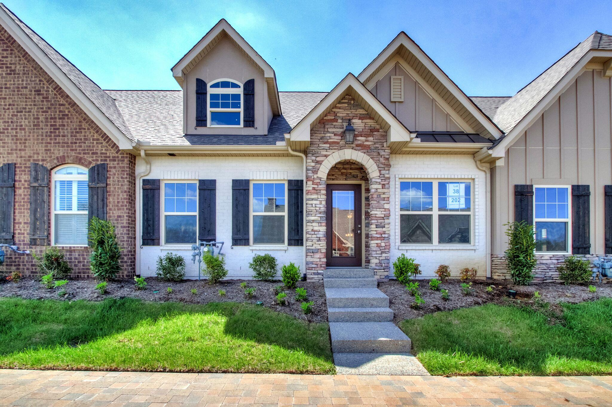 202 Glennister Court,Lot 38, Gallatin in Sumner County County, TN 37066 Home for Sale