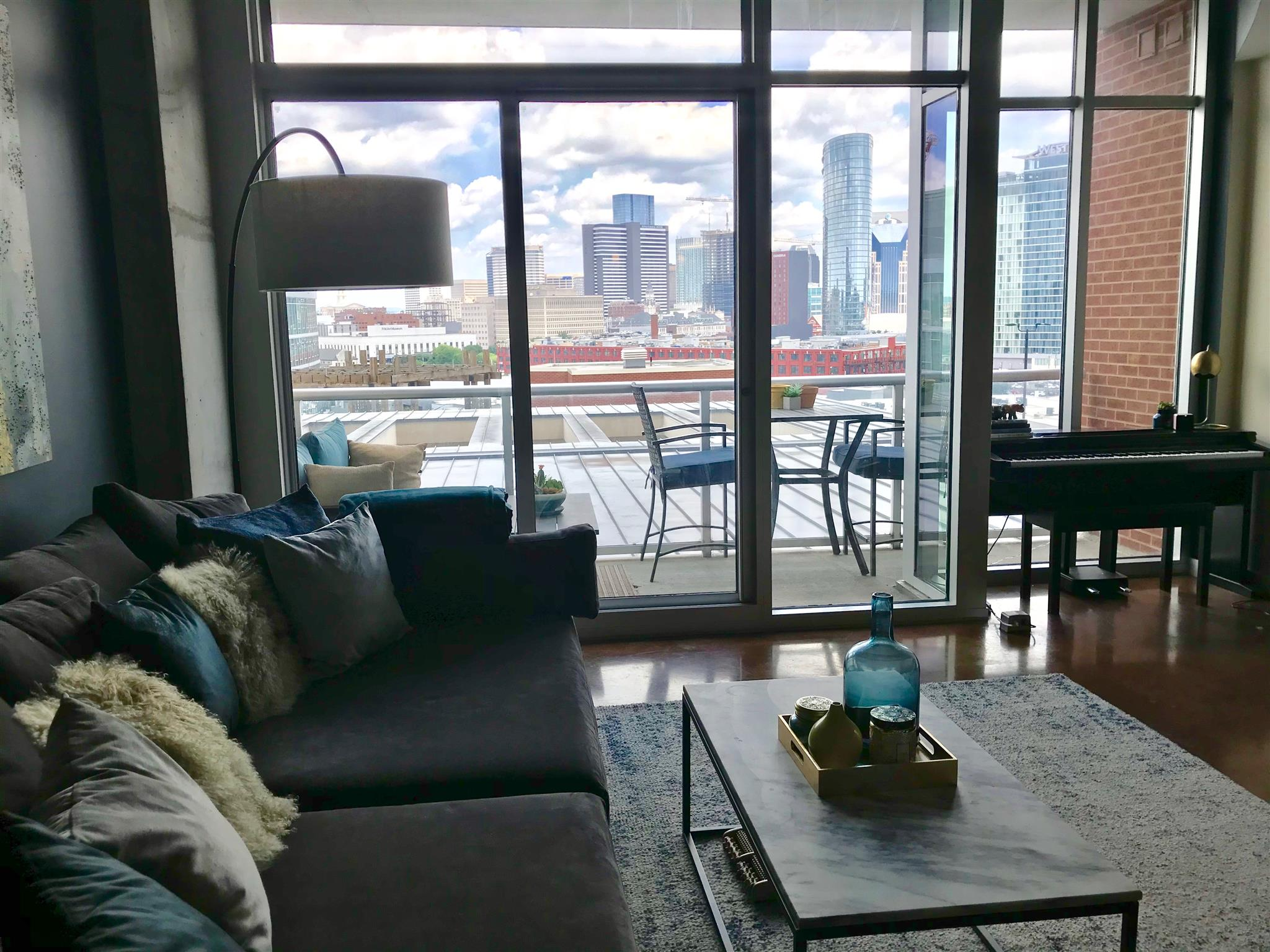 600 12Th Ave S Apt 1105, Nashville - Midtown in Davidson County County, TN 37203 Home for Sale
