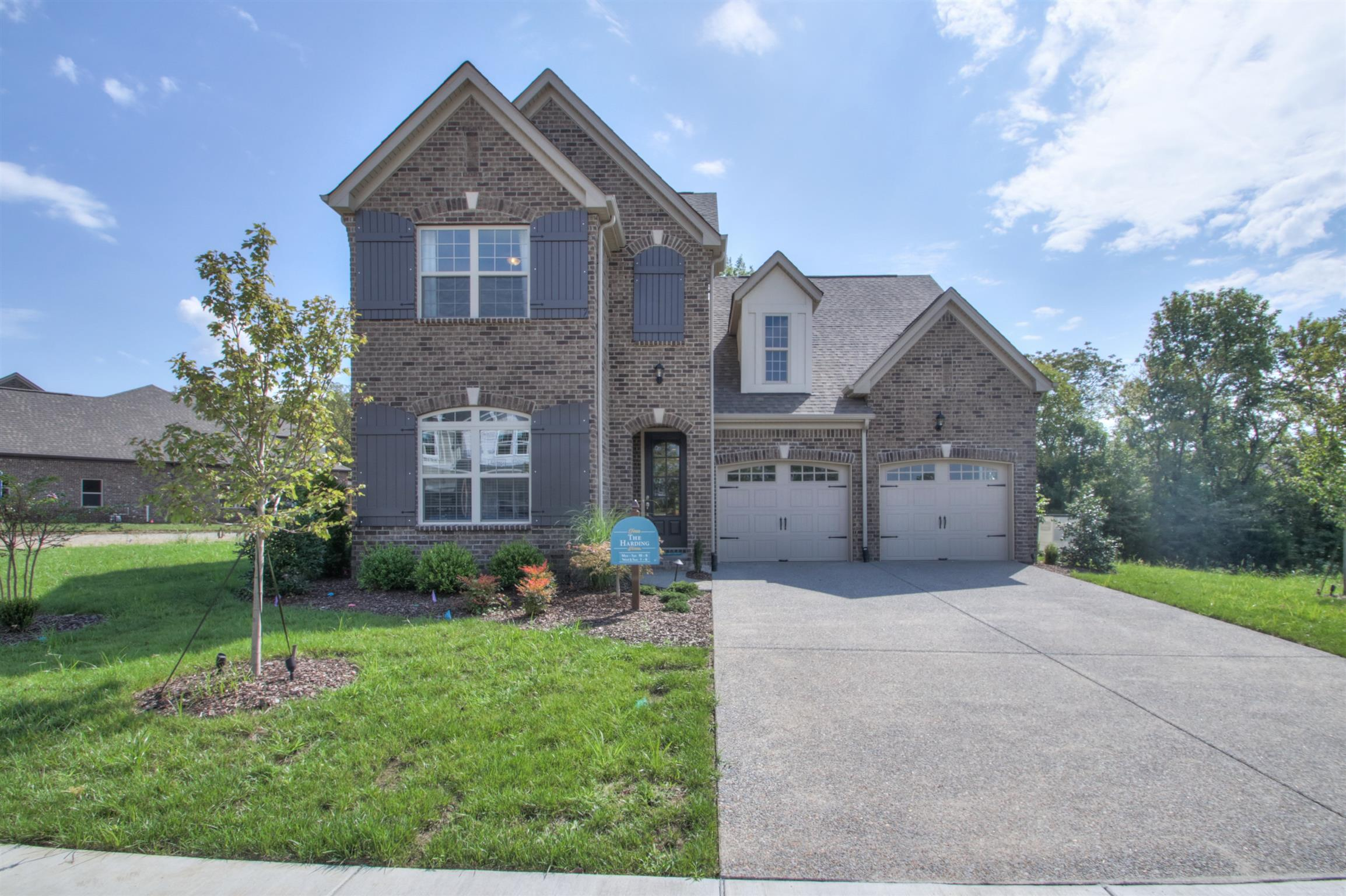 122 Monarchos Drive - Lot 260, Gallatin in Sumner County County, TN 37066 Home for Sale