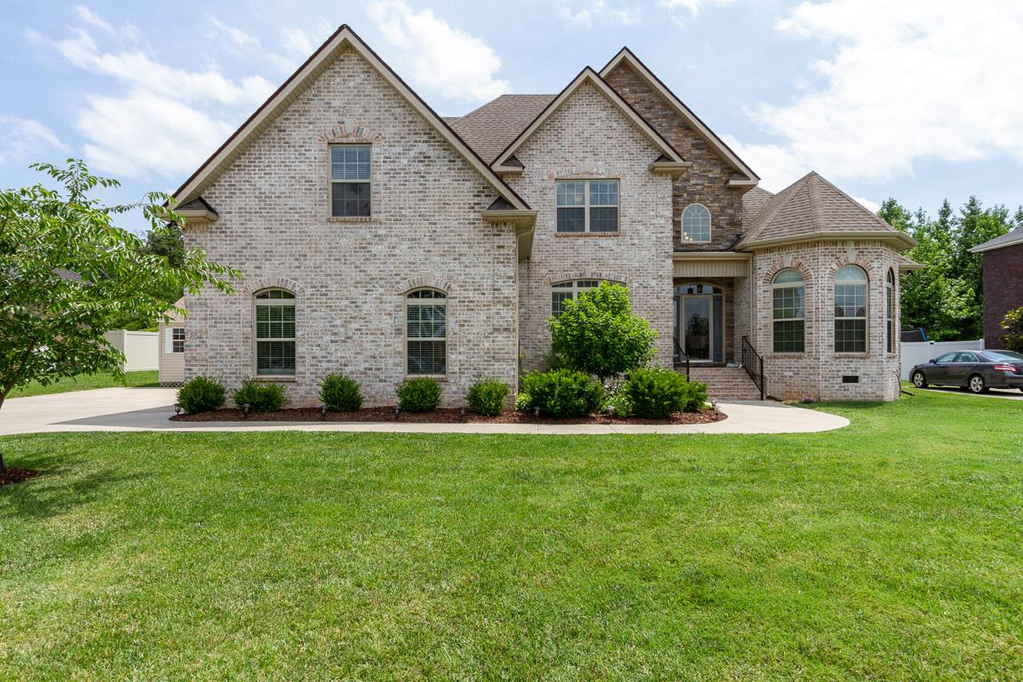 One of Murfreesboro 4 Bedroom Homes for Sale at 4519 Smitty Dr