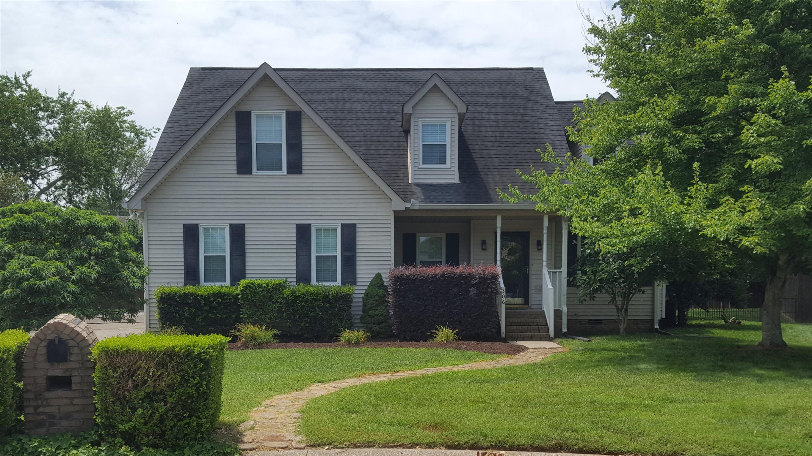 306 Hamblen Ct, Murfreesboro in Rutherford County County, TN 37130 Home for Sale