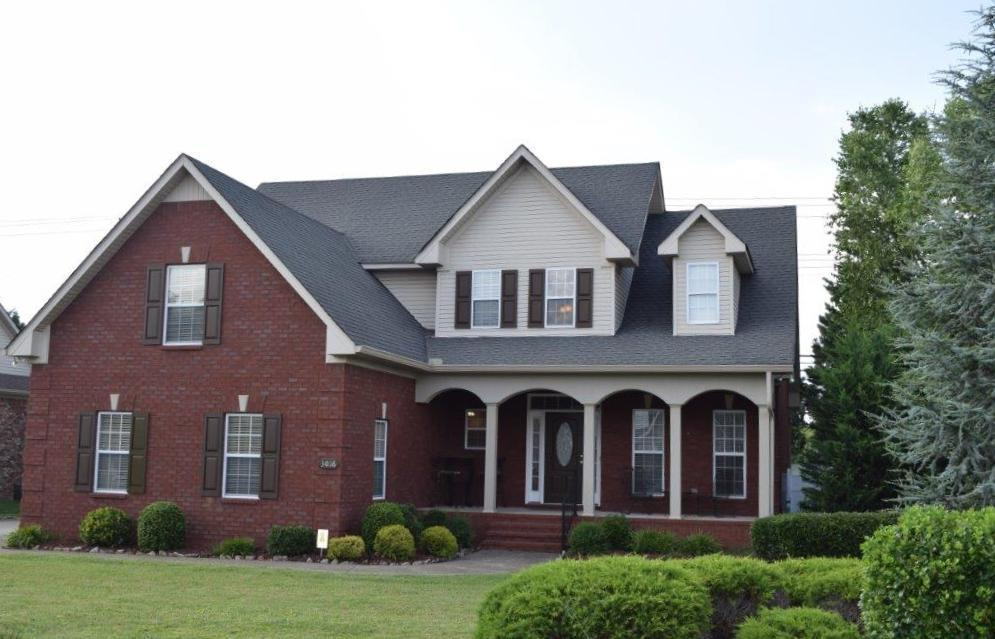 3016 Shady Glen Cir, Murfreesboro in Rutherford County County, TN 37128 Home for Sale