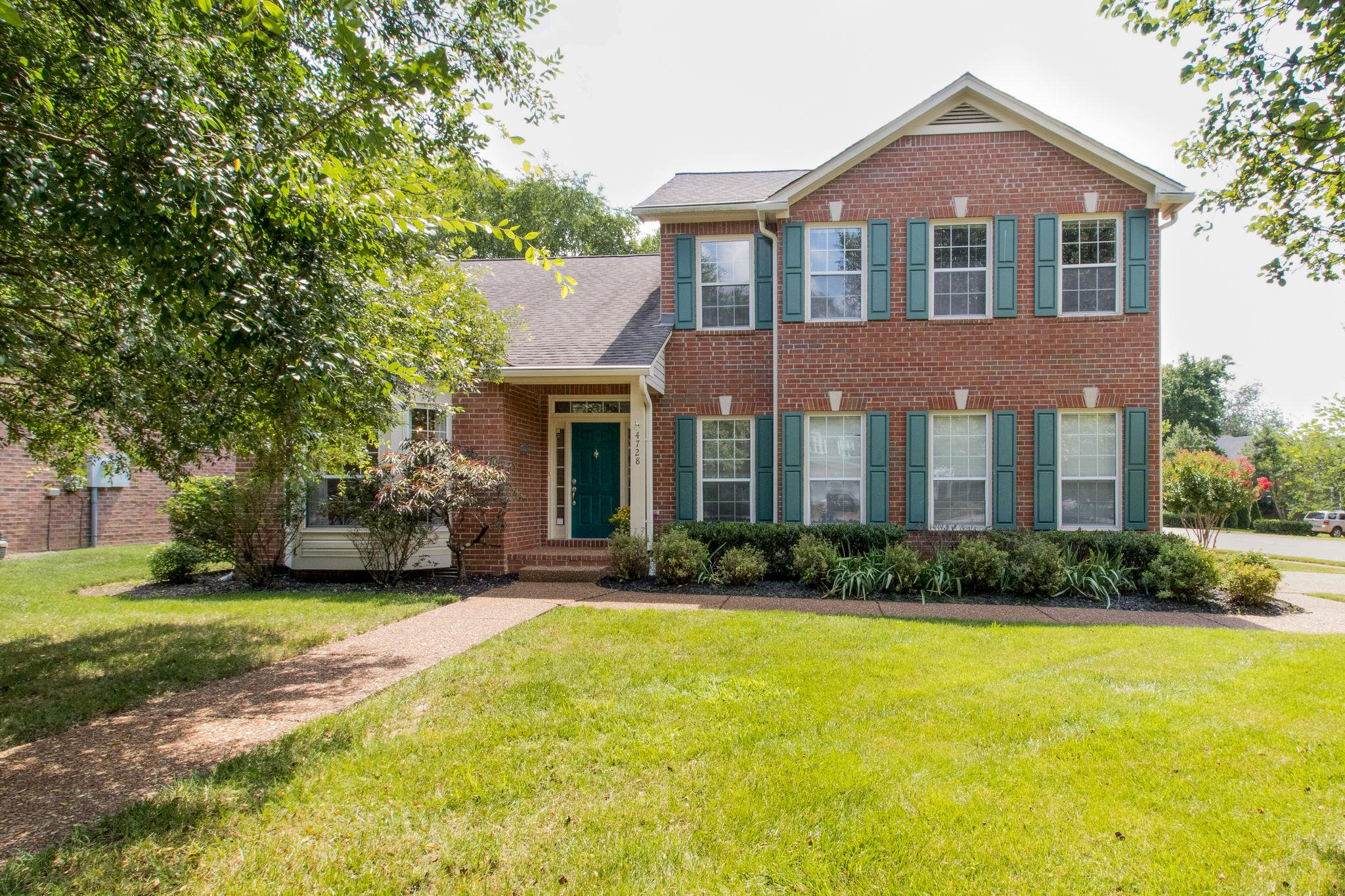 4728 Holly Springs Rd, Bellevue in Davidson County County, TN 37221 Home for Sale