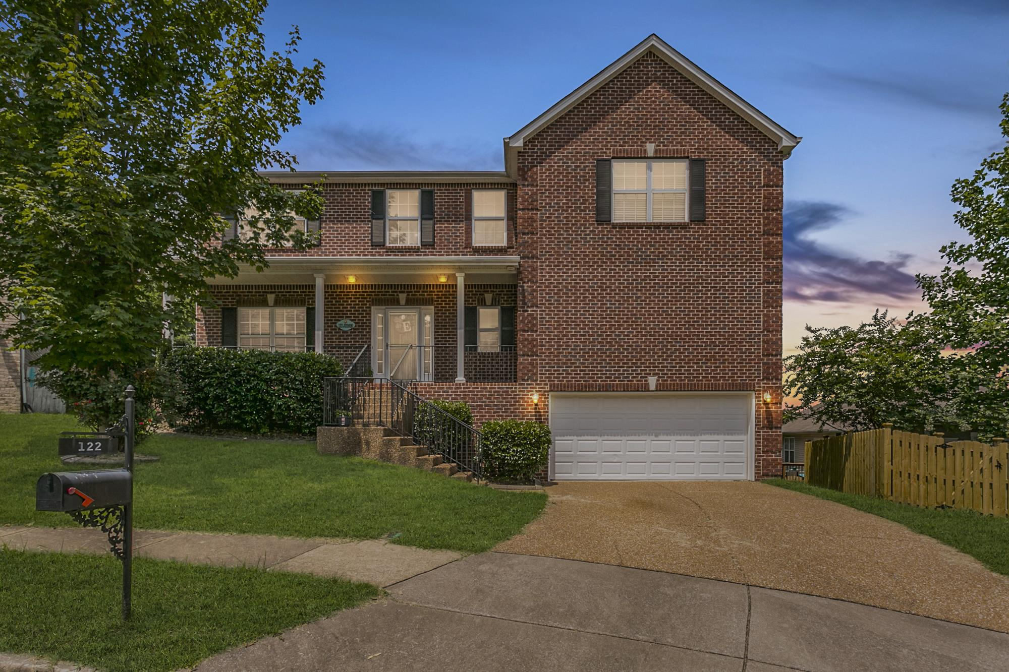 122 Judson Dr, Hendersonville in Sumner County County, TN 37075 Home for Sale