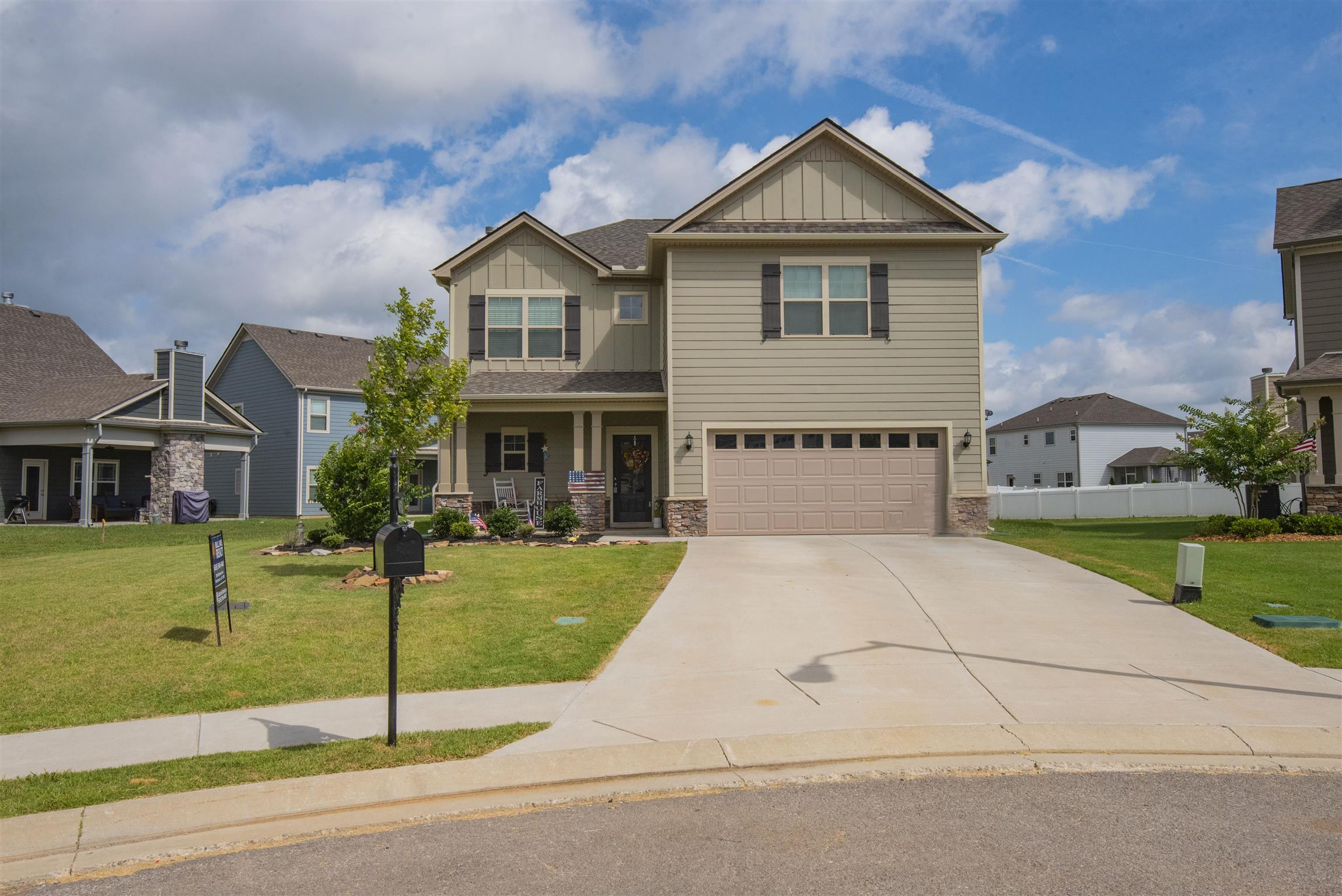 6053 Enclave Dr, Murfreesboro in Rutherford County County, TN 37128 Home for Sale