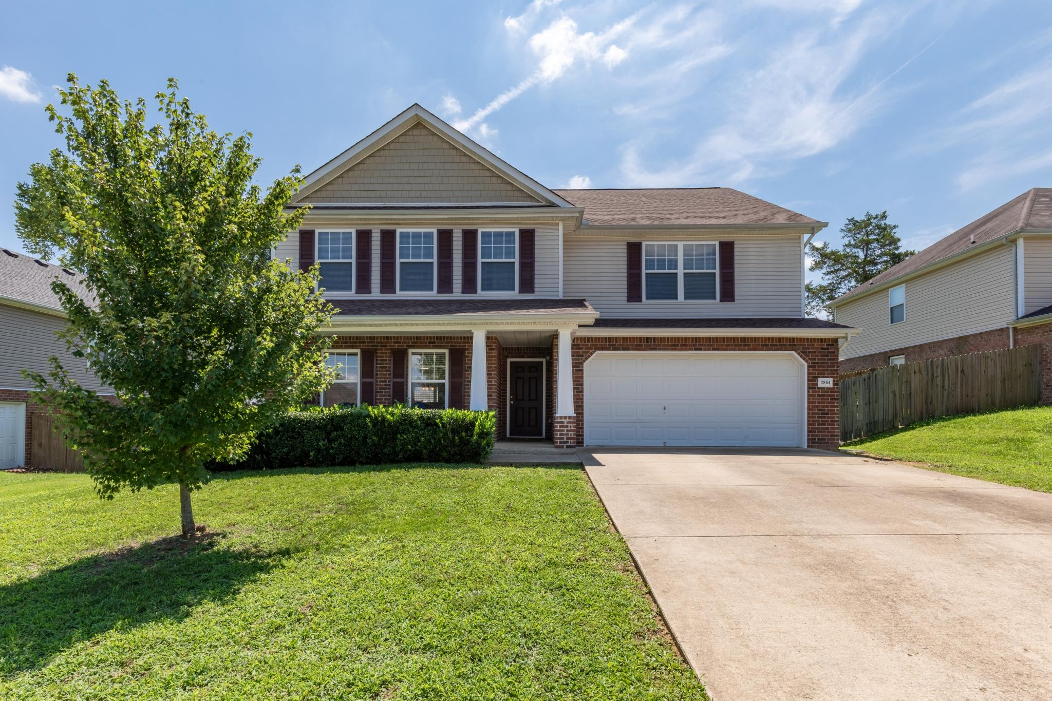 2864 Park Knoll Dr, Mount Juliet in Wilson County County, TN 37122 Home for Sale
