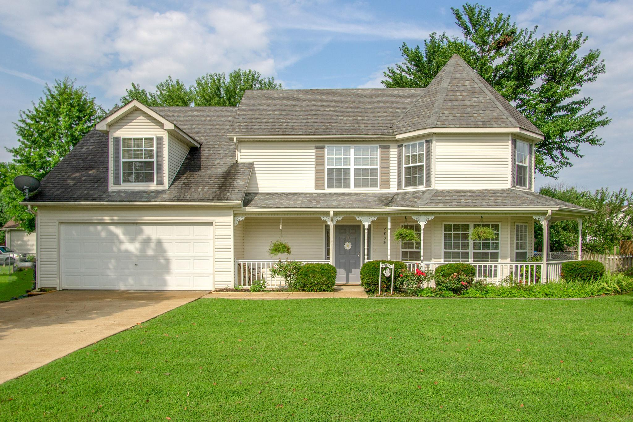 2805 Canary Ct, Columbia, Tennessee