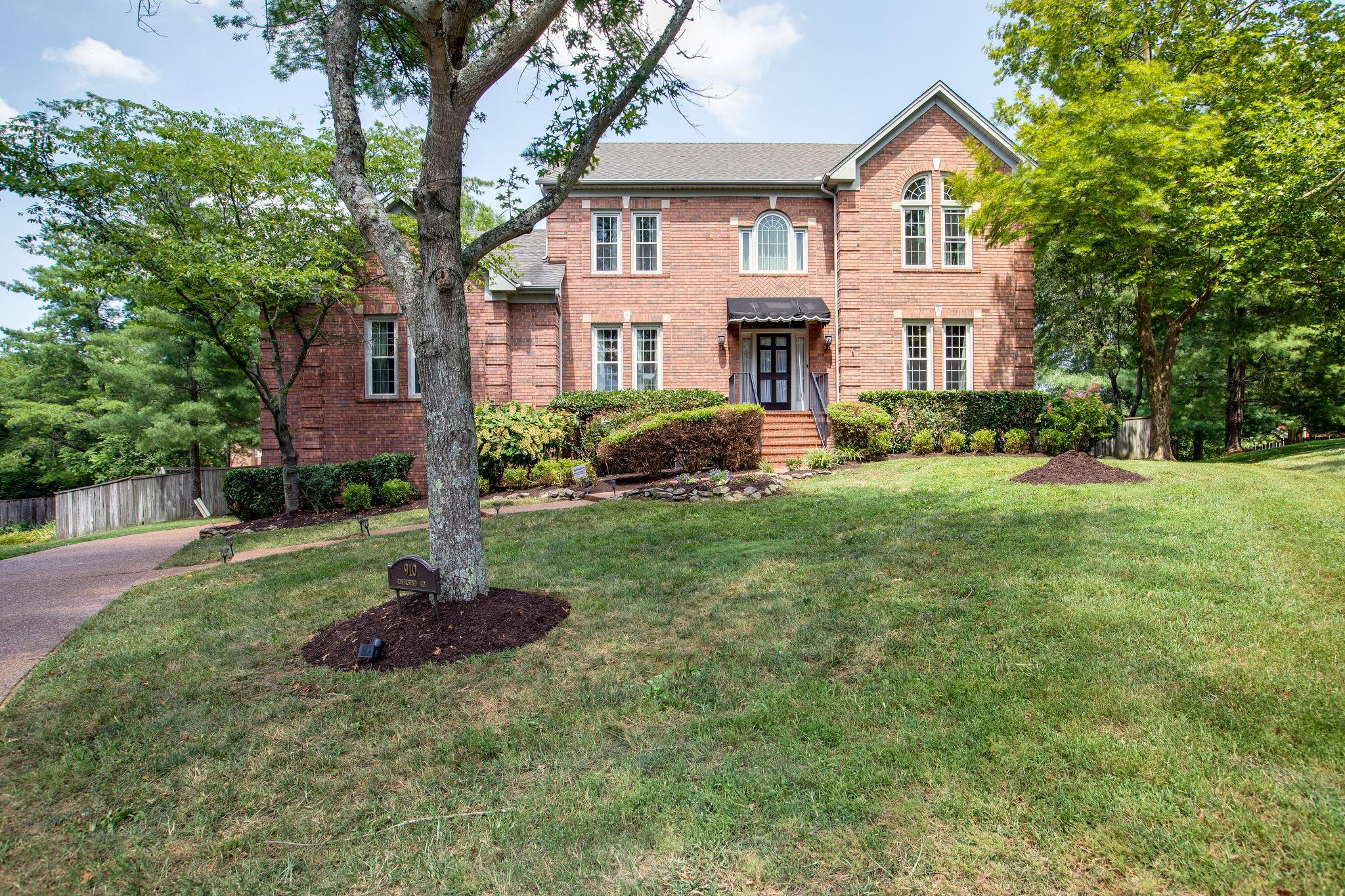 910 Riverbend Road, Bellevue in Williamson County County, TN 37221 Home for Sale