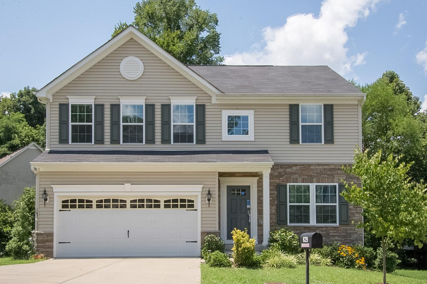 629 Summerbreeze Ln, Nashville-Antioch in Davidson County County, TN 37013 Home for Sale