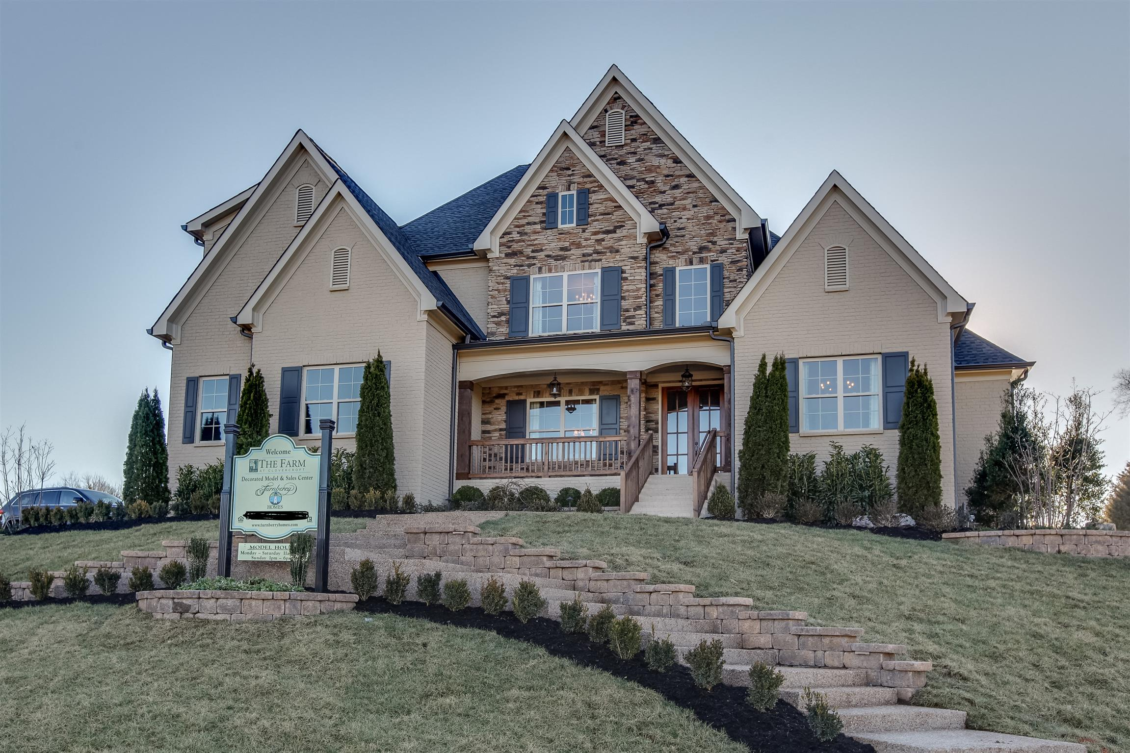 9105 Holstein Dr, Lot 119, one of homes for sale in Nolensville