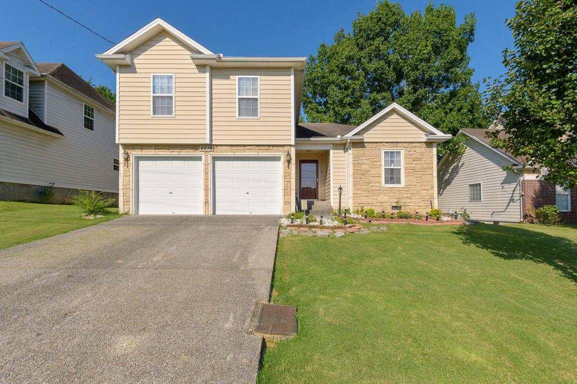 One of Nashville-Antioch 3 Bedroom Homes for Sale at 2216 Green Trails Dr