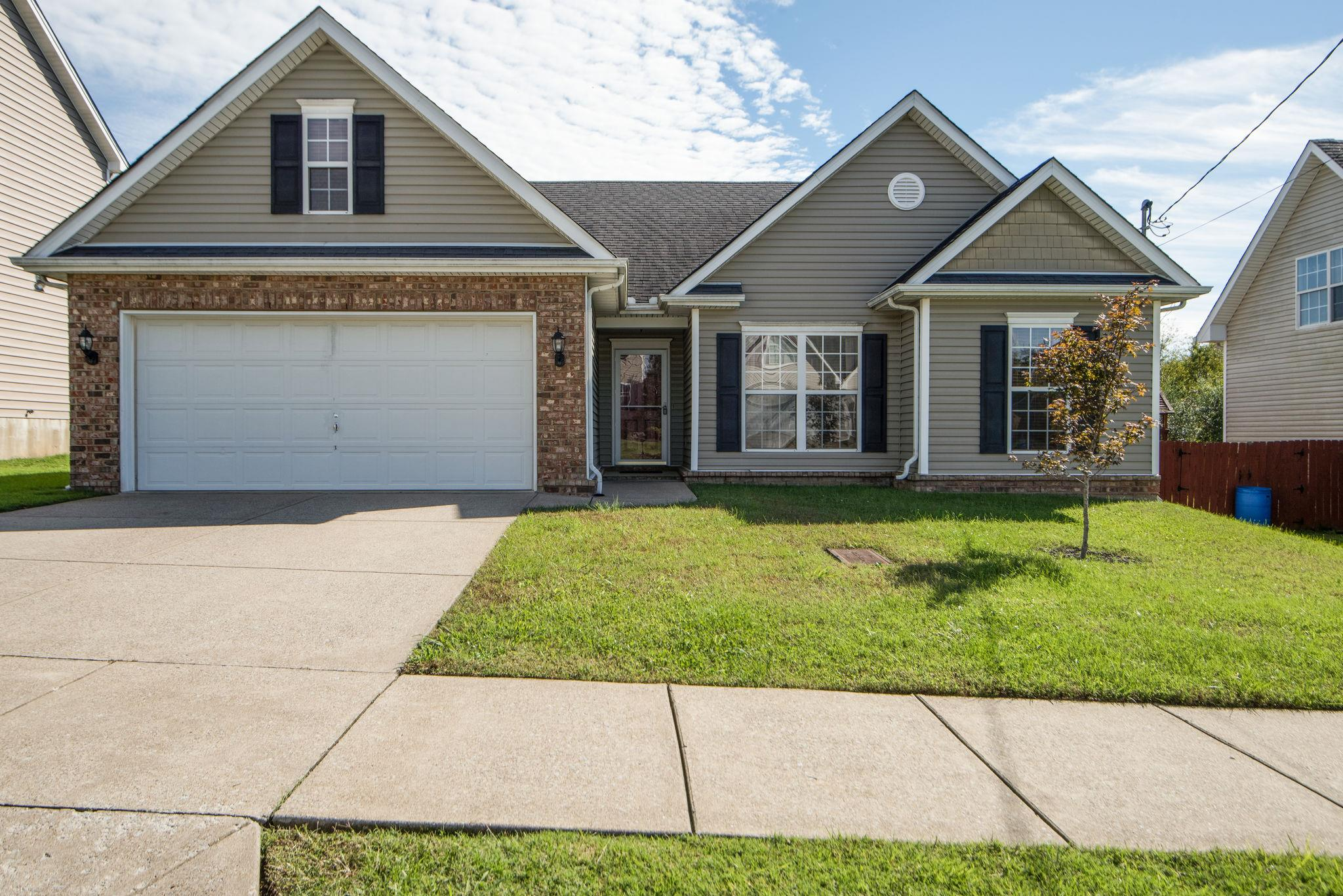 7420 Maggie Dr, Nashville-Antioch in Davidson County County, TN 37013 Home for Sale