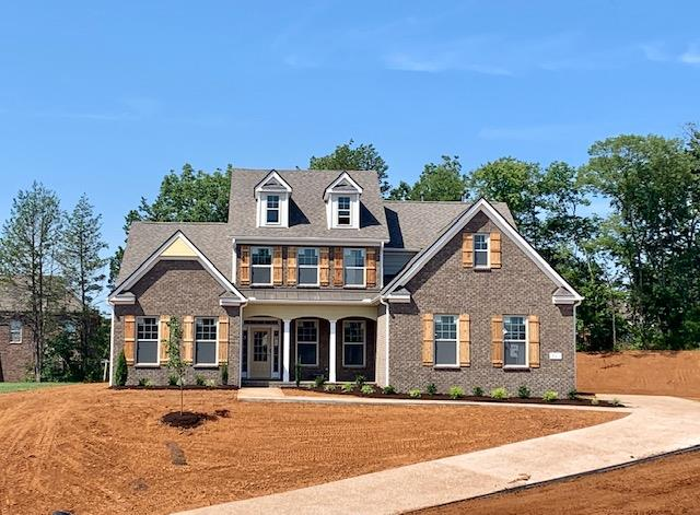 921 Los Lomas Lot #61 37135 - One of Nolensville Homes for Sale