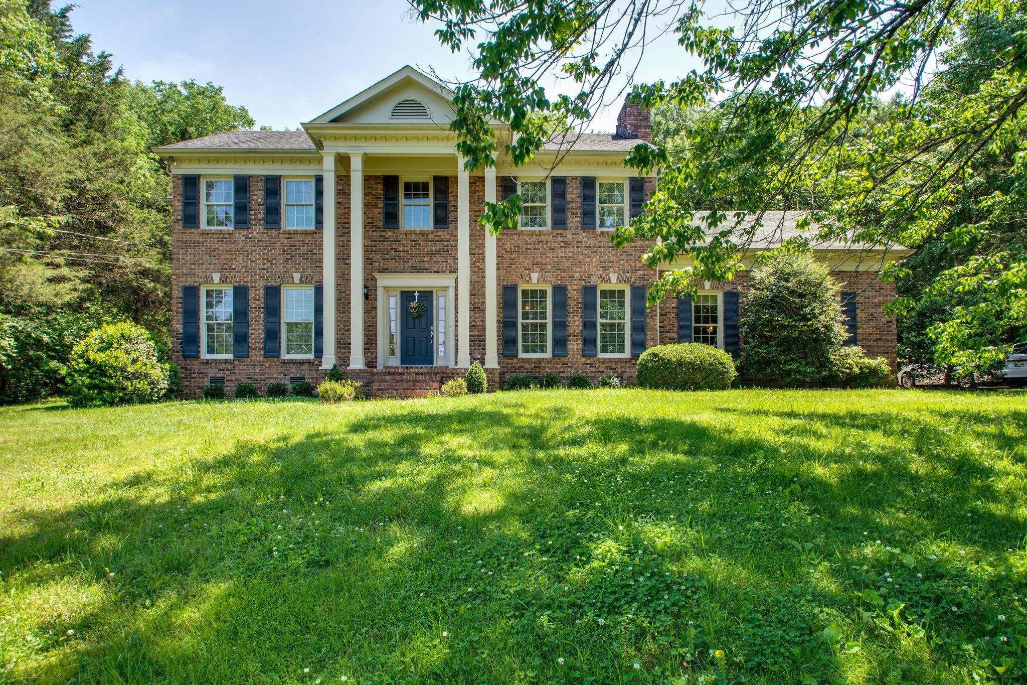 6021 Temple Rd, Bellevue in Williamson County County, TN 37221 Home for Sale