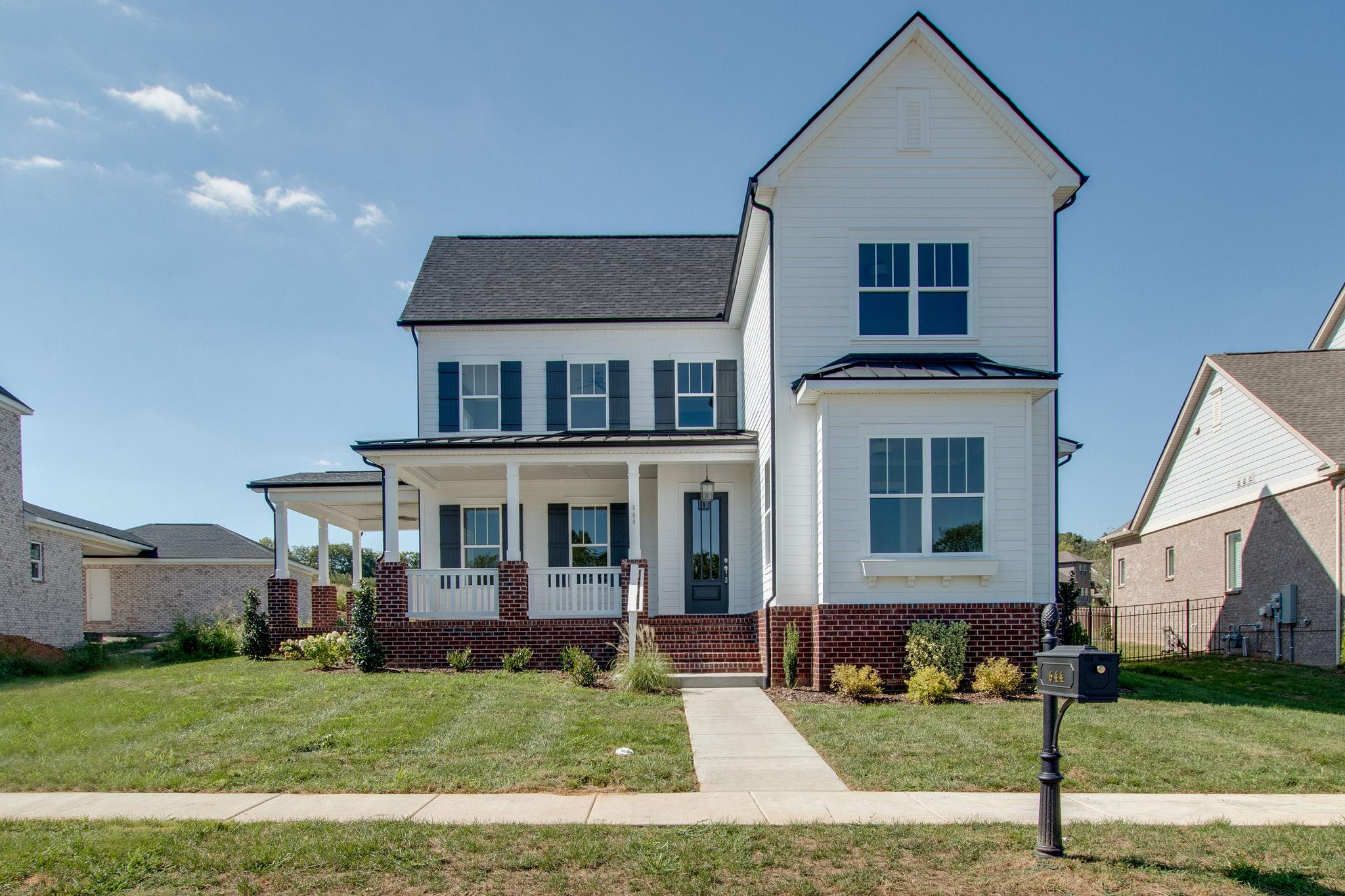 644 Vickery Park Dr, Nolensville in Williamson County County, TN 37135 Home for Sale