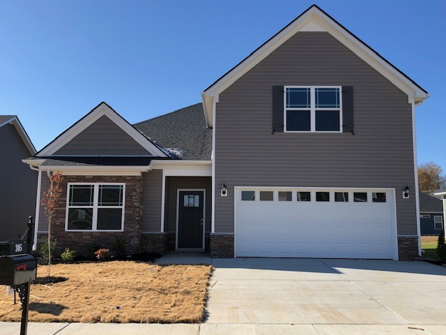 305 Turney Lane Lot 48, Spring Hill, Tennessee