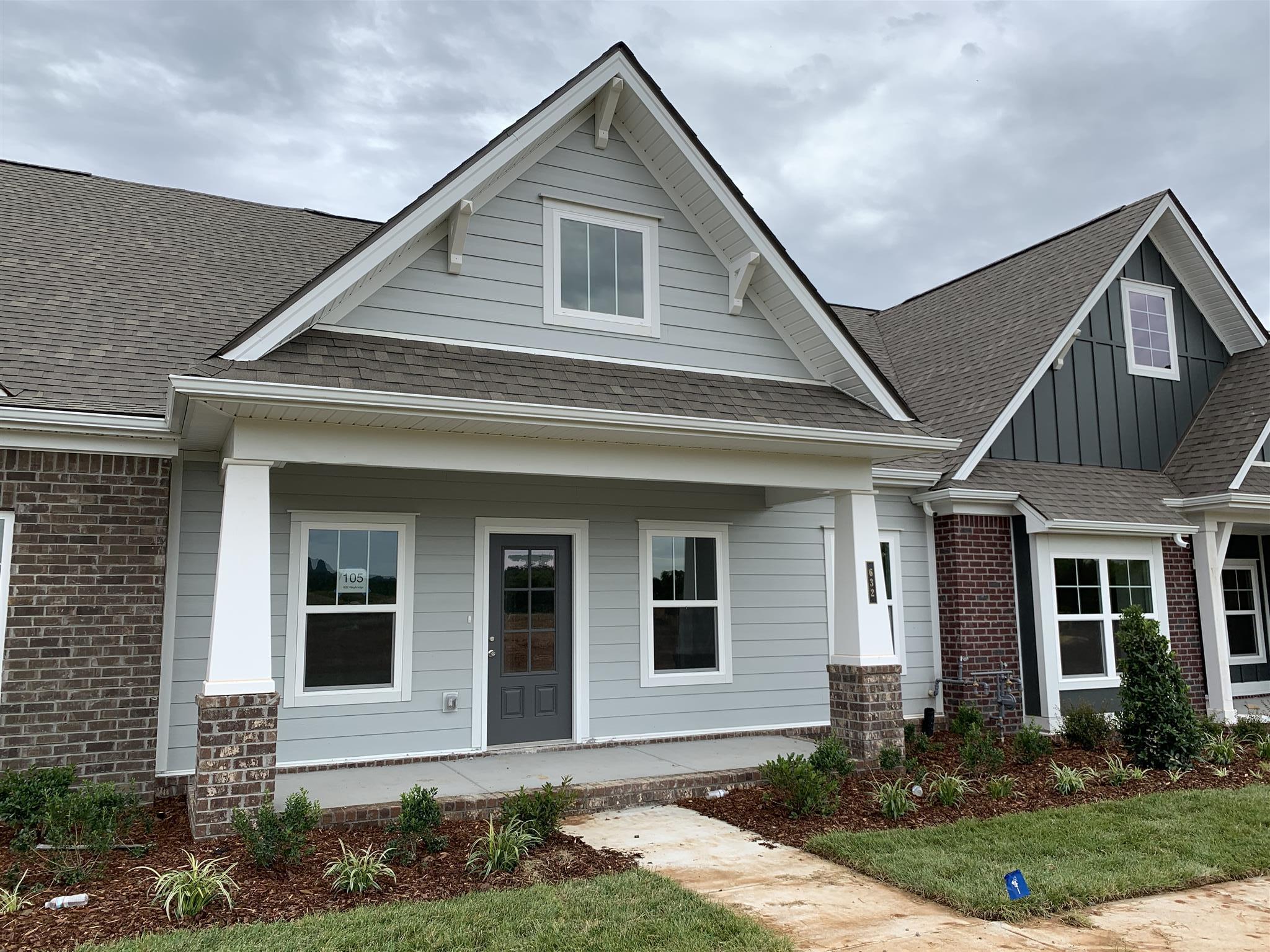 632 Weybridge Drive, Lot #105, Nolensville, Tennessee