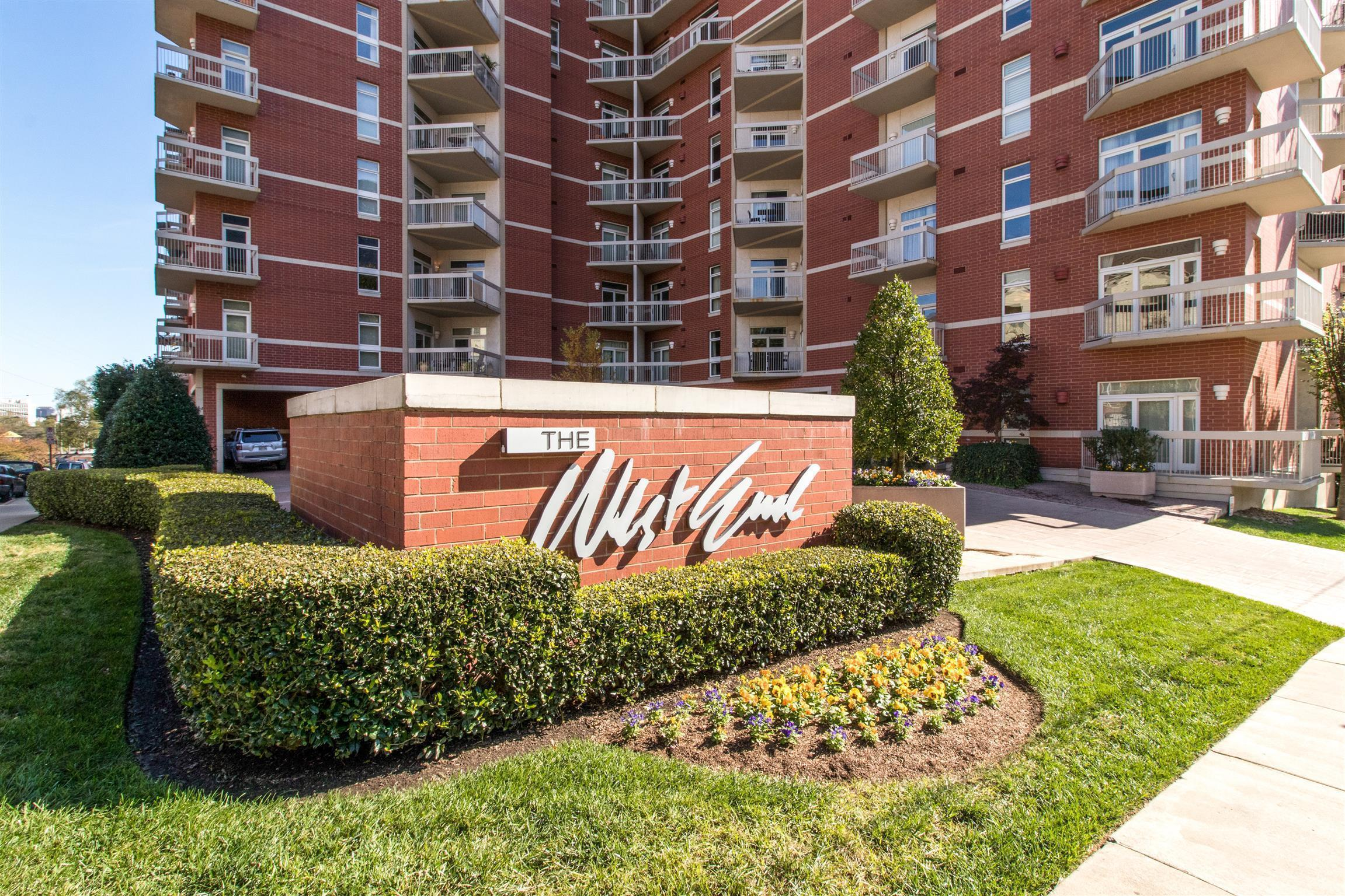 110 31St Ave N Apt 605, Nashville - Midtown in Davidson County County, TN 37203 Home for Sale