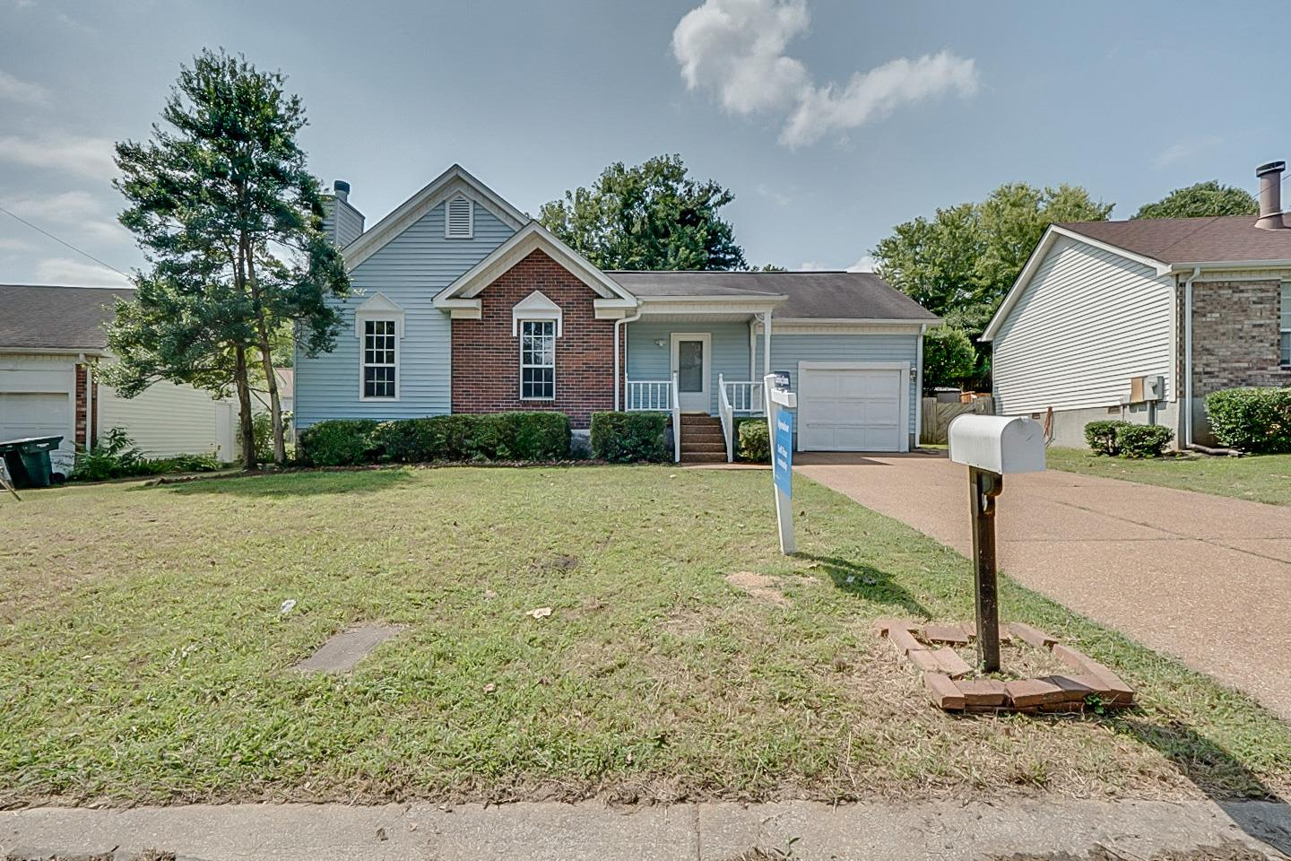 1432 Hunters Branch Rd, Nashville-Antioch in Davidson County County, TN 37013 Home for Sale