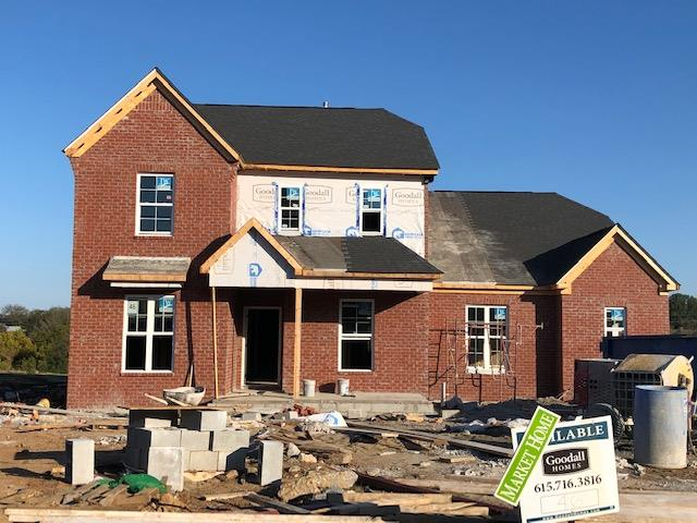One of Nolensville 4 Bedroom Homes for Sale at 1140 Madison Mill Drive. Lot 46