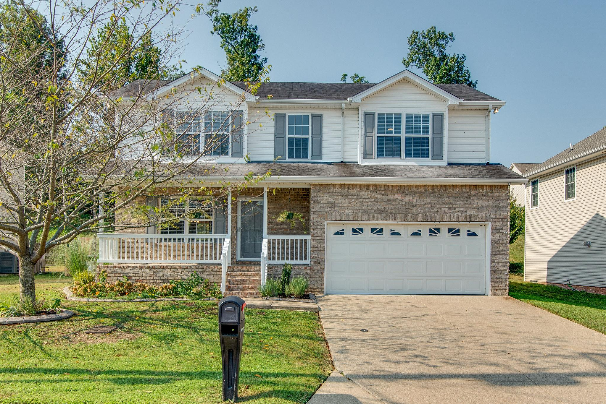 One of Nashville-Antioch 3 Bedroom Homes for Sale at 1157 Blairfield Dr