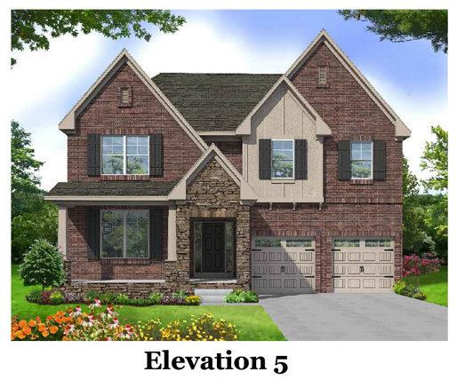 3210 Bradfield- Lot 219, Nolensville in Williamson County County, TN 37135 Home for Sale