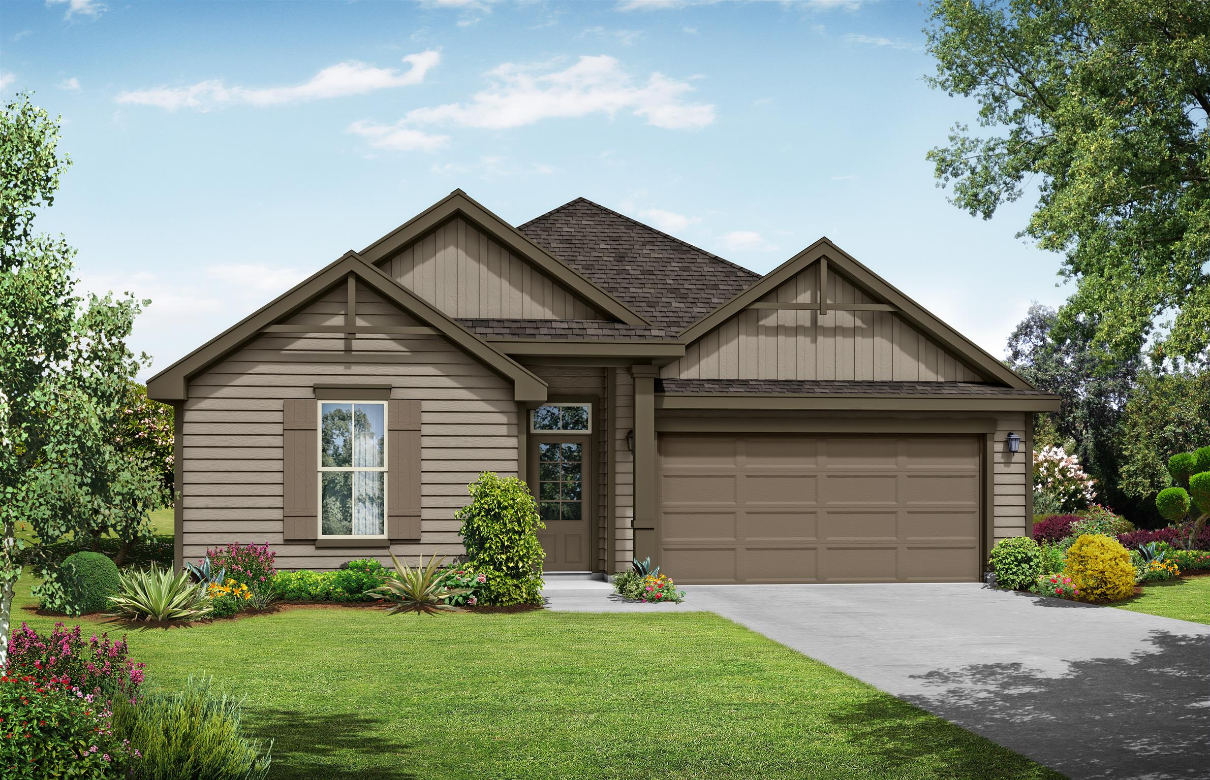 One of Gallatin 3 Bedroom Homes for Sale at 249 Griffin Lane (Lot 37)