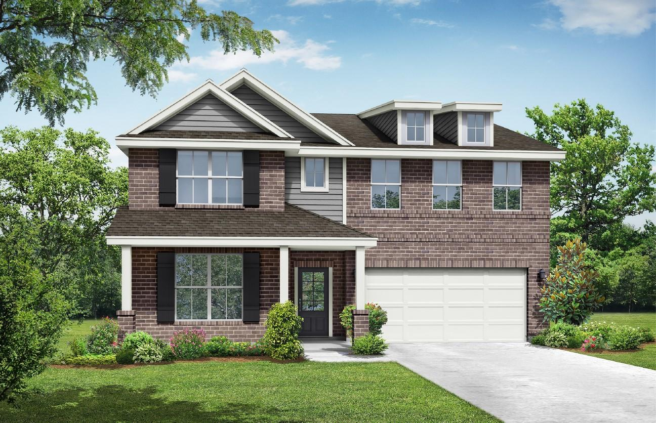One of Gallatin 4 Bedroom Homes for Sale at 233 Griffin Lane (Lot 41)