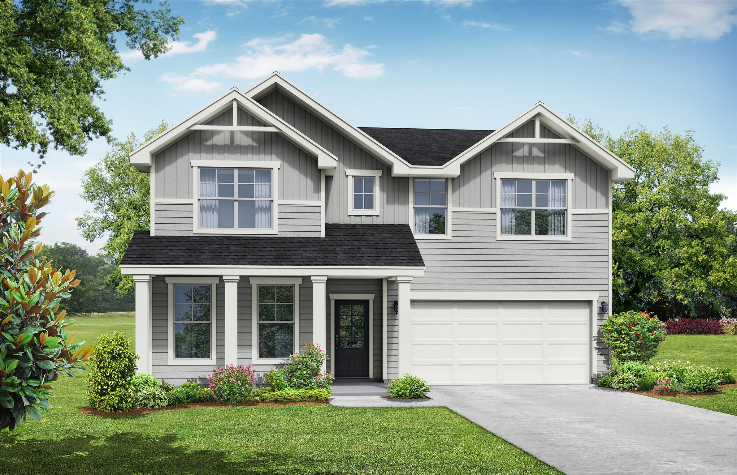 One of Gallatin 4 Bedroom Homes for Sale at 253 Griffin Lane (Lot 36)