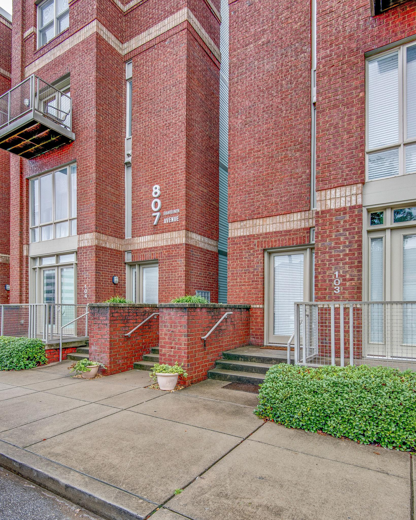 807 18th Ave S #411, Nashville - Midtown in Davidson County County, TN 37203 Home for Sale