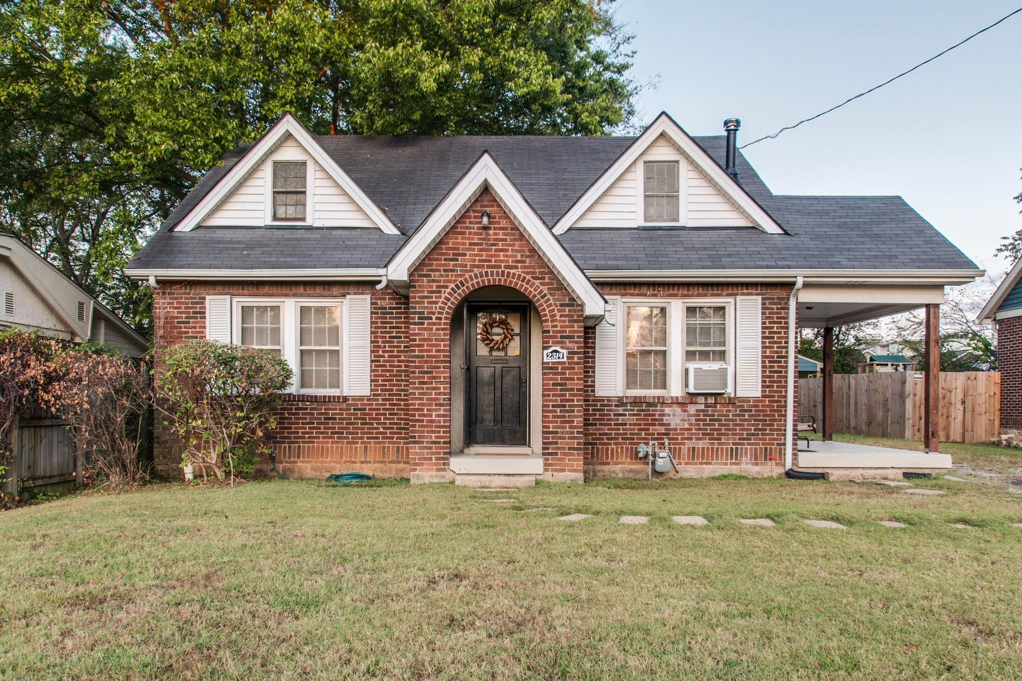 2314 Cisco St, Nashville-Southeast in Davidson County County, TN 37204 Home for Sale