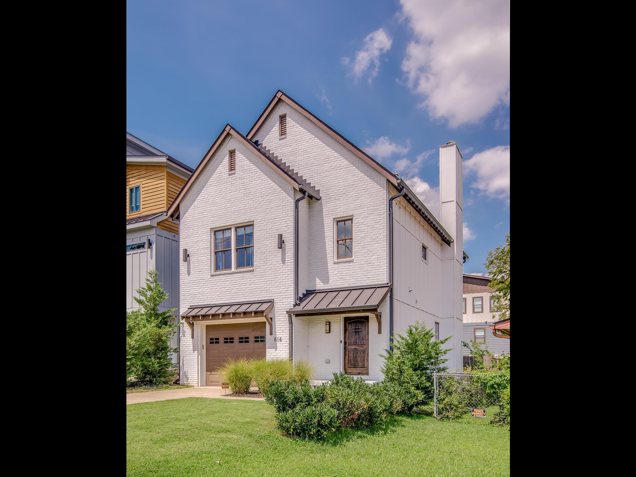 814 Olympic St, Nashville - Midtown in Davidson County County, TN 37203 Home for Sale
