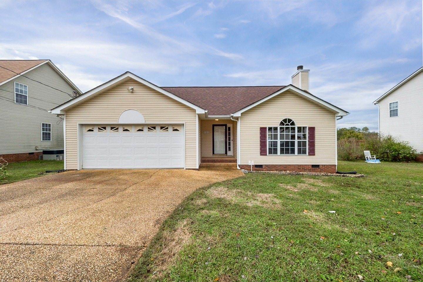 405 Bradford Cir, Columbia in Maury County, TN County, TN 38401 Home for Sale