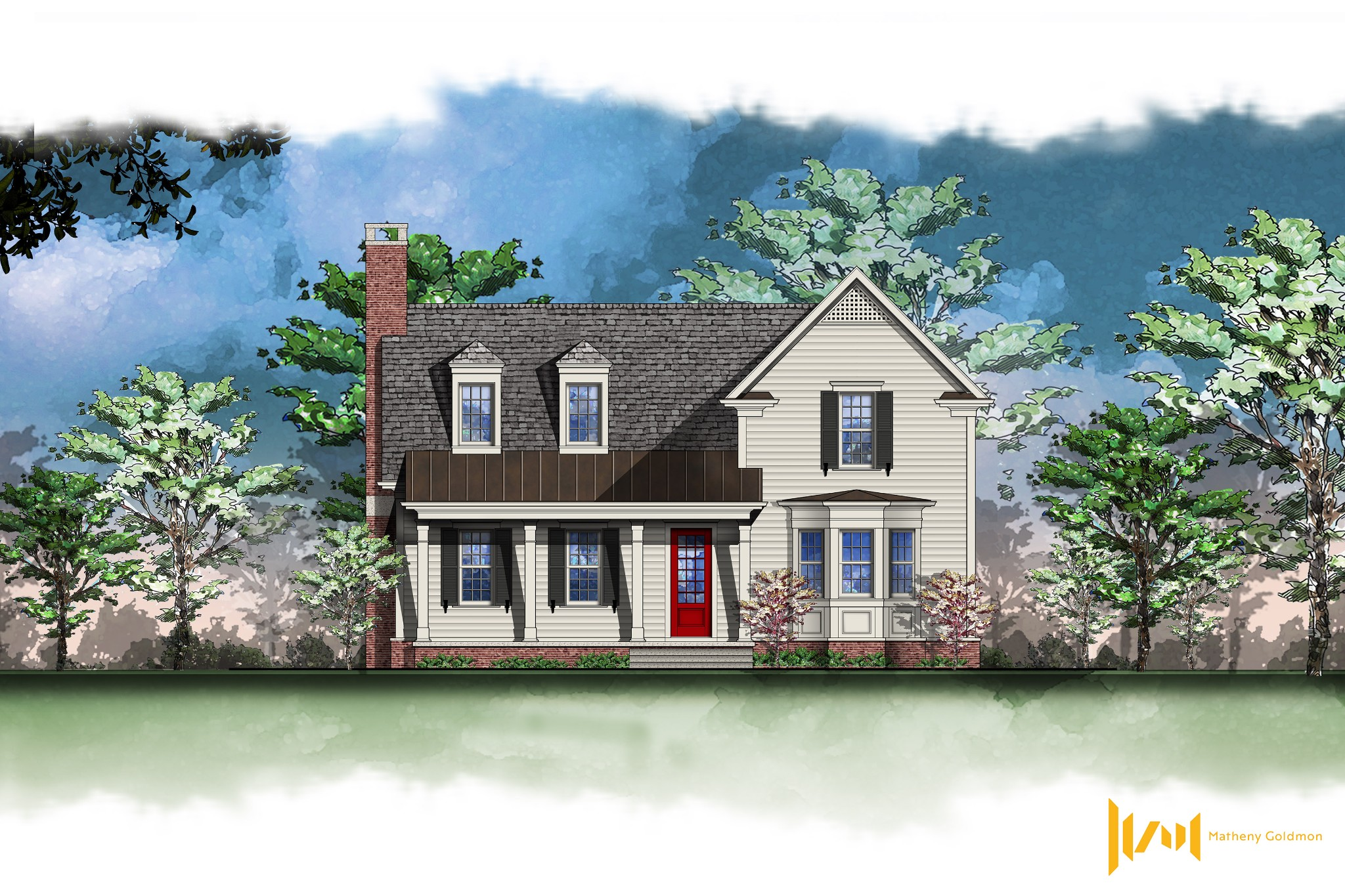 715 Webster Street Lot 326, Bellevue in Williamson County County, TN 37221 Home for Sale