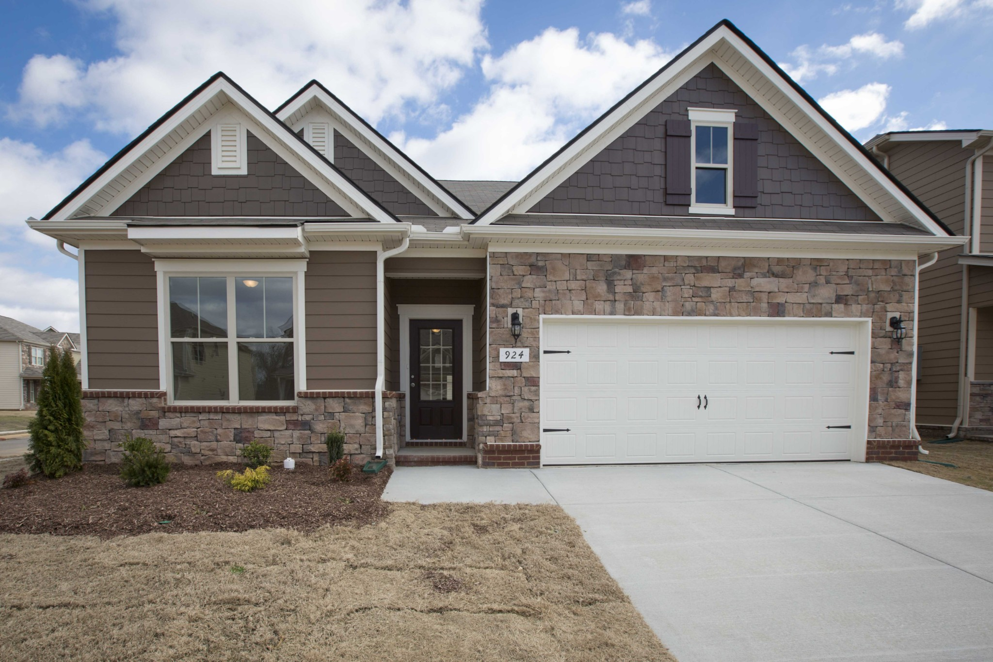 1106 Edgehill Court, Lot 381, Spring Hill in Maury County County, TN 37174 Home for Sale